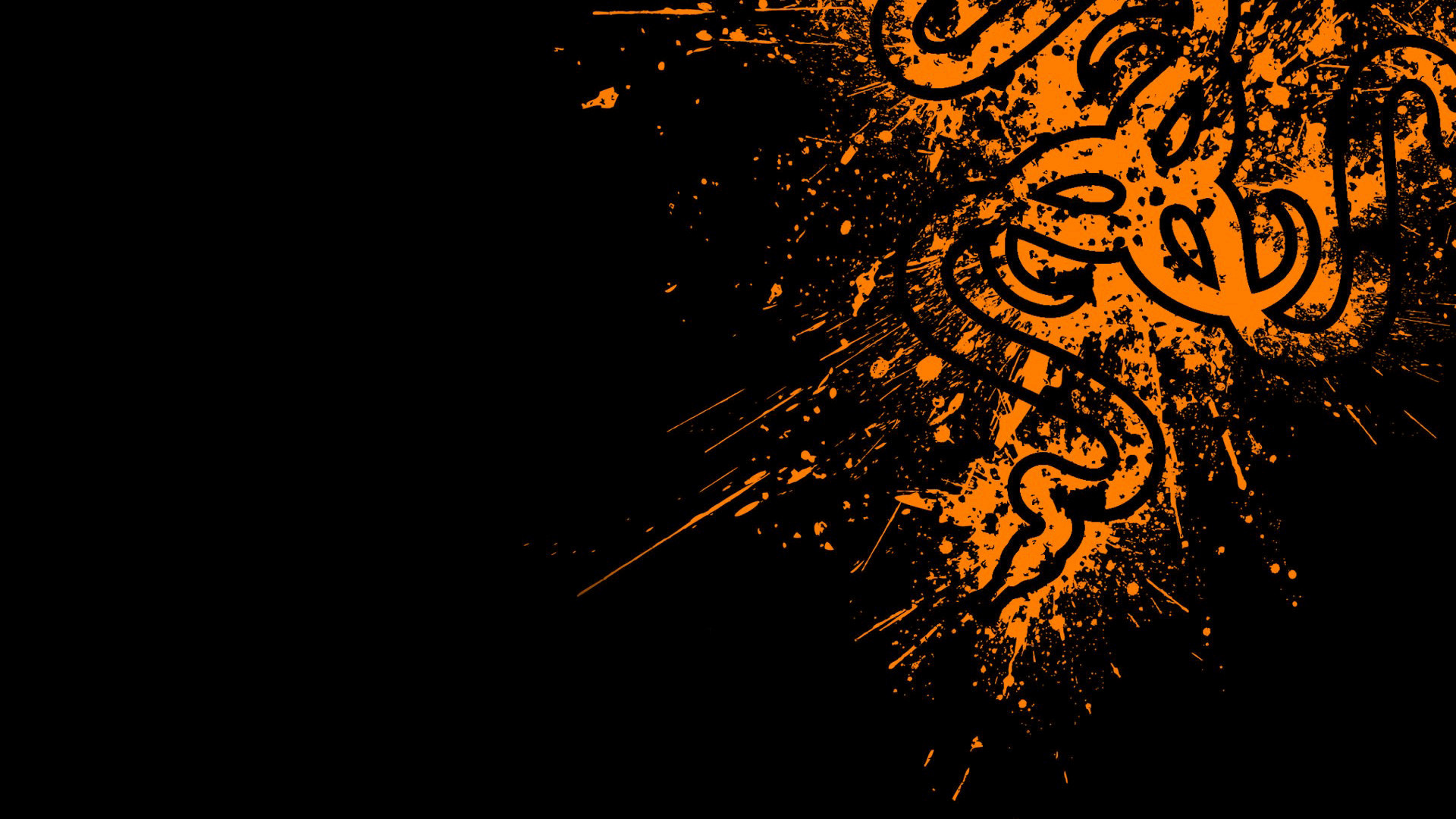 Res: 1920x1080, Black and Gold Wallpaper for Desktop Beautiful 65 Entries In orange Black  Wallpaper Group Of Luxury