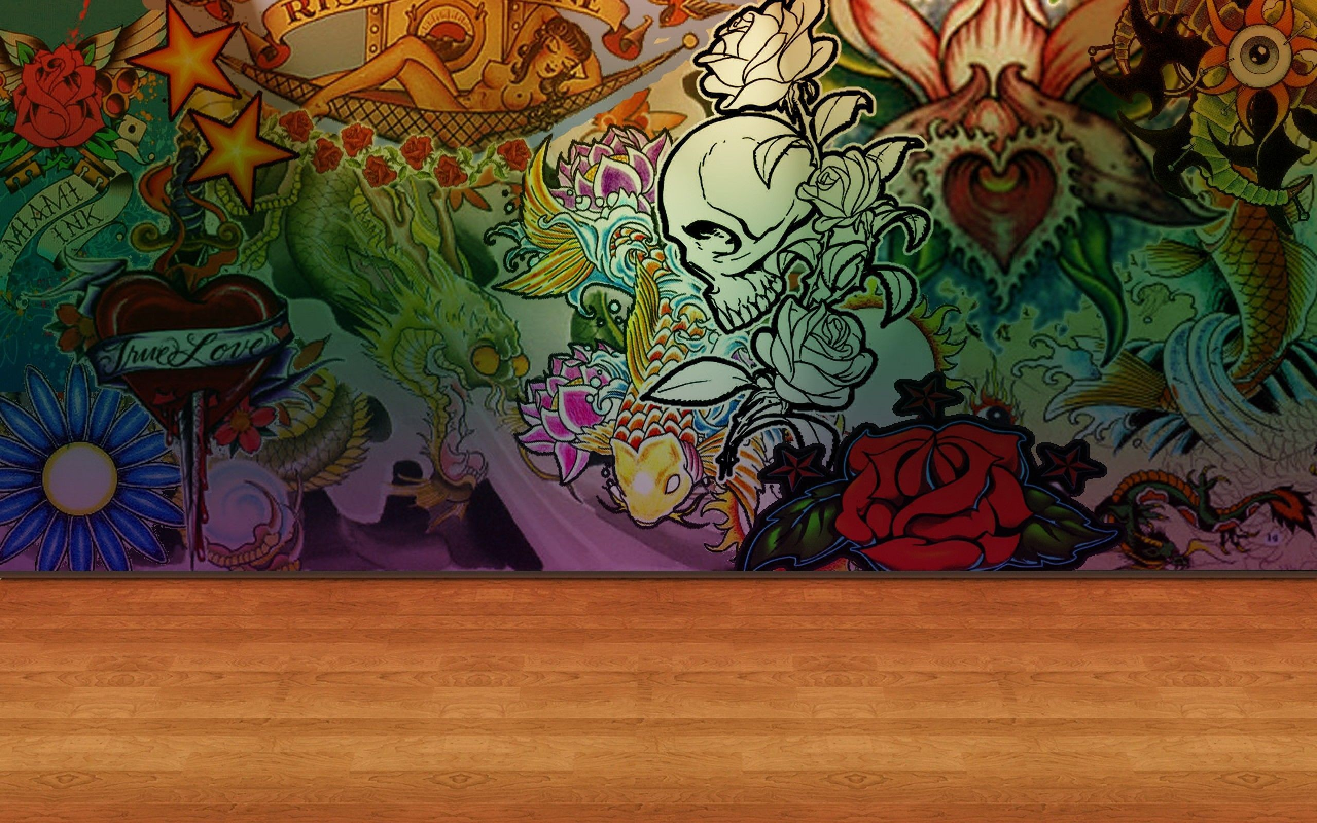 Res: 2560x1600, Backgrounds HD Tattoo Wallpapers - Universal Unique Tubes