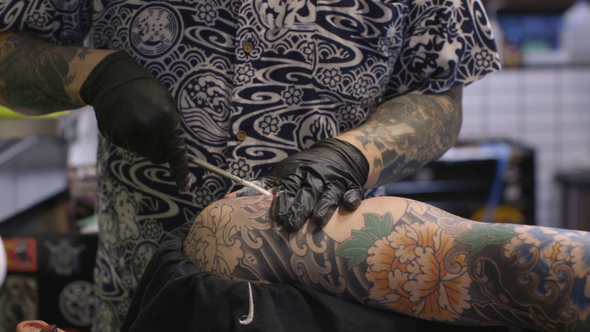 Res: 1920x1080, Changing Perceptions of Tattoos in Japan