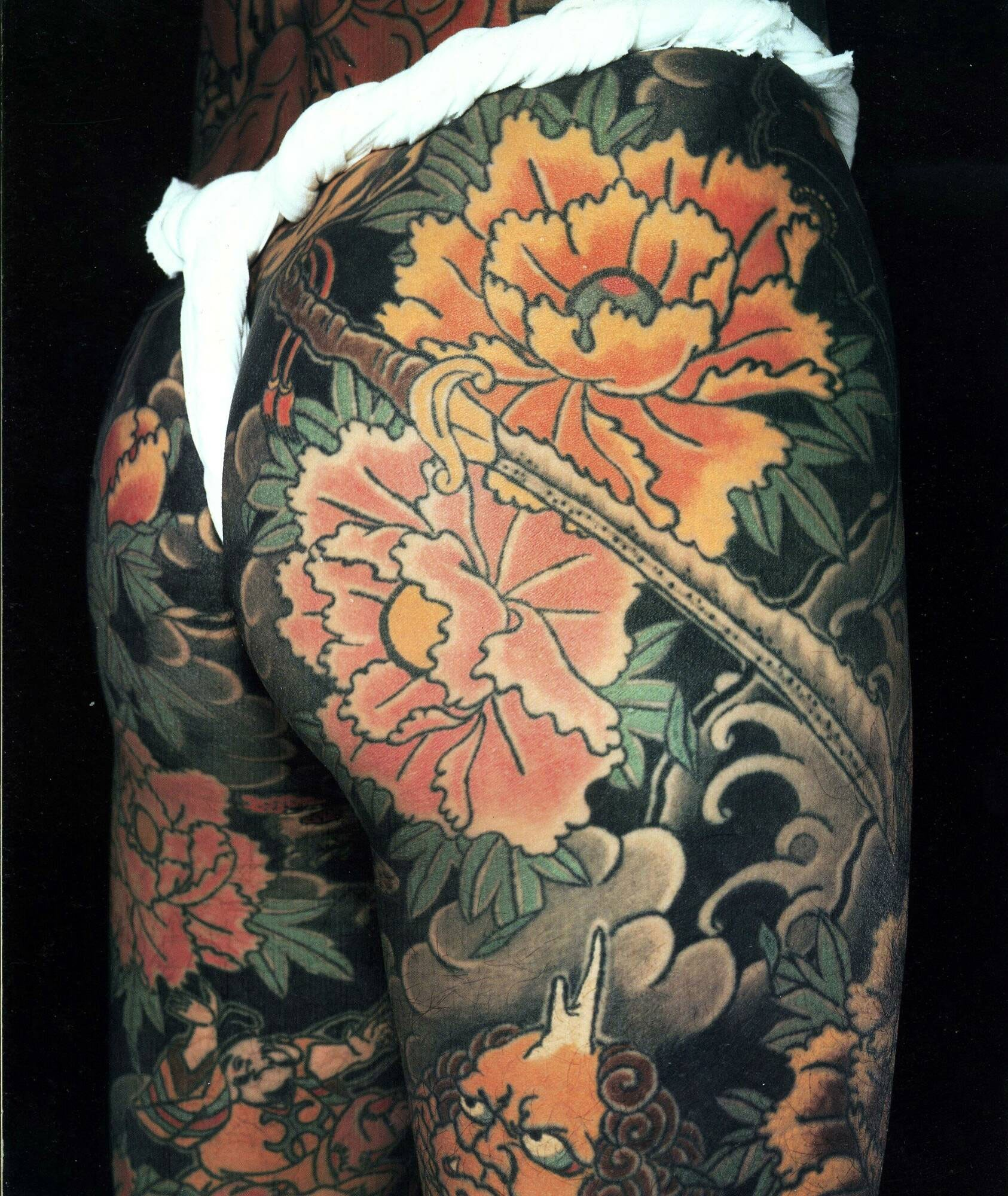 Res: 1686x2000, New Traditional Japanese Tattoo HD Wallpaper