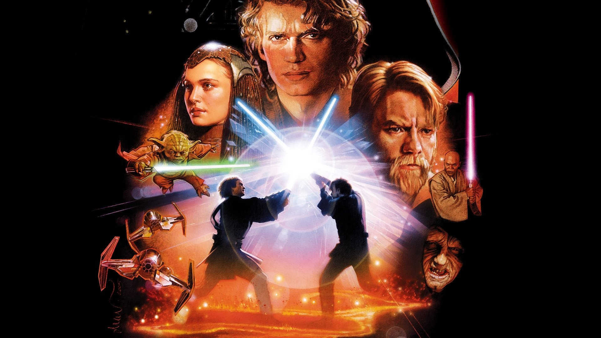 Res: 1920x1080, Filme - Star Wars Episode III: Revenge of the Sith Wallpaper