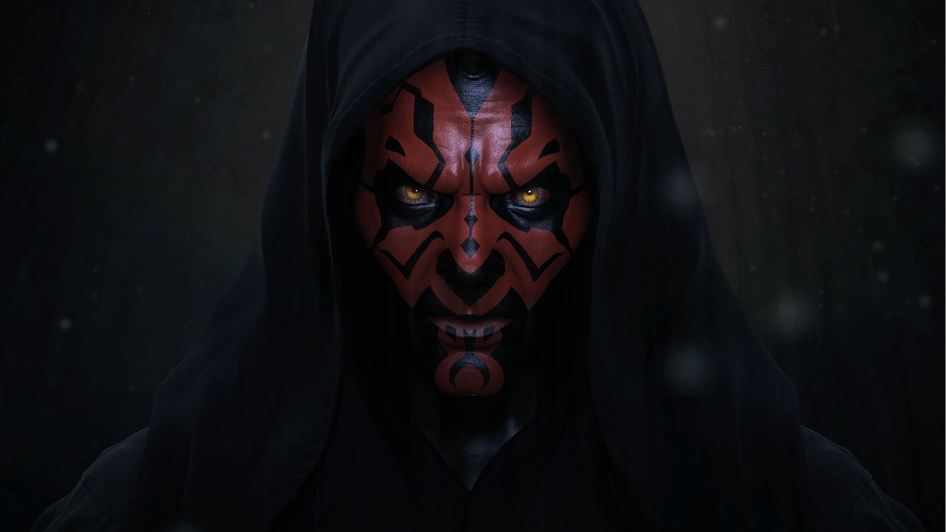 Res: 1920x1080, Star Wars, Starwars, The Sith Lord, Darth Maul, Darth Maul Art Sith