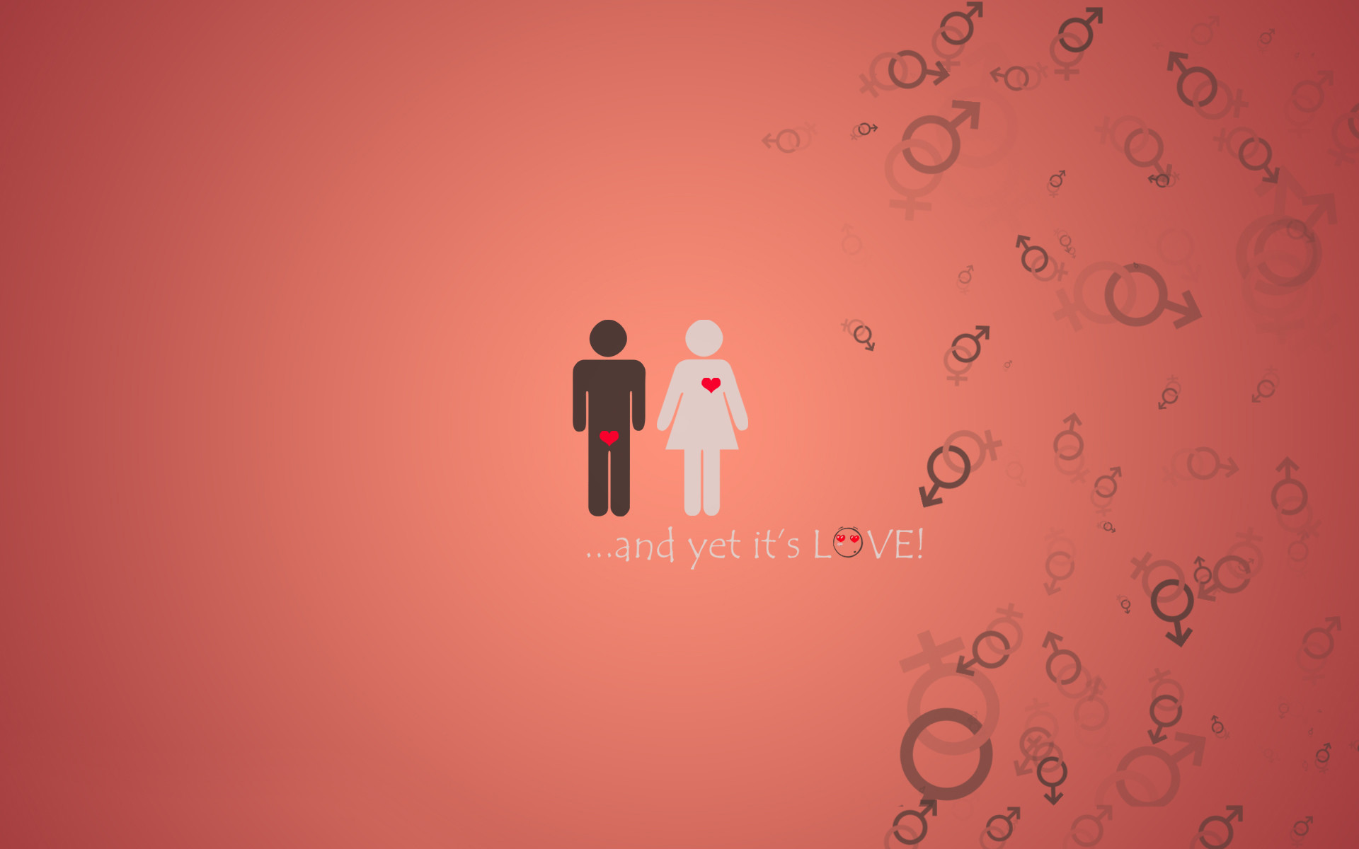 Res: 1920x1200, Love. | Yet its Love. Love Artistic desktop wallpapers ...