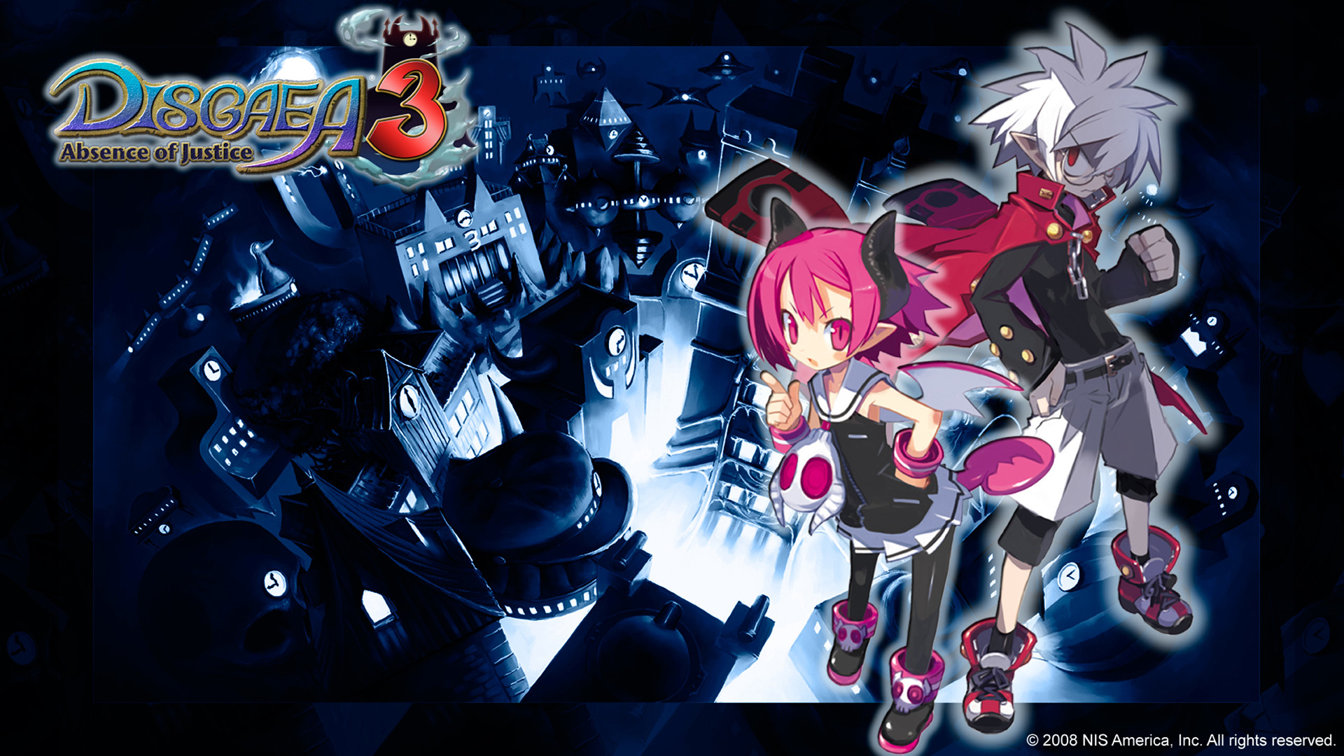 Res: 1920x1080, Disgaea HD Wallpapers 7 - 1920 X 1080