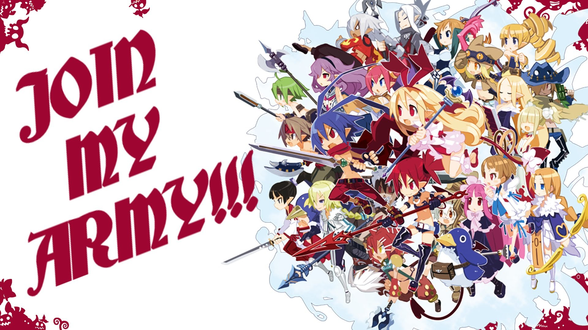 Res: 1920x1080, Disgaea HD Wallpapers 16 - 1920 X 1080