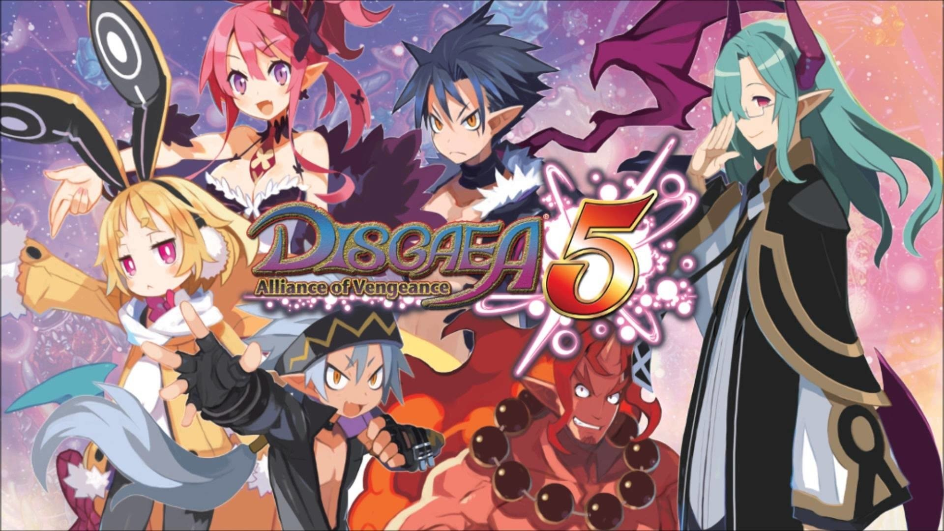Res: 1920x1080, Video Game - Disgaea 5: Alliance of Vengeance Wallpaper