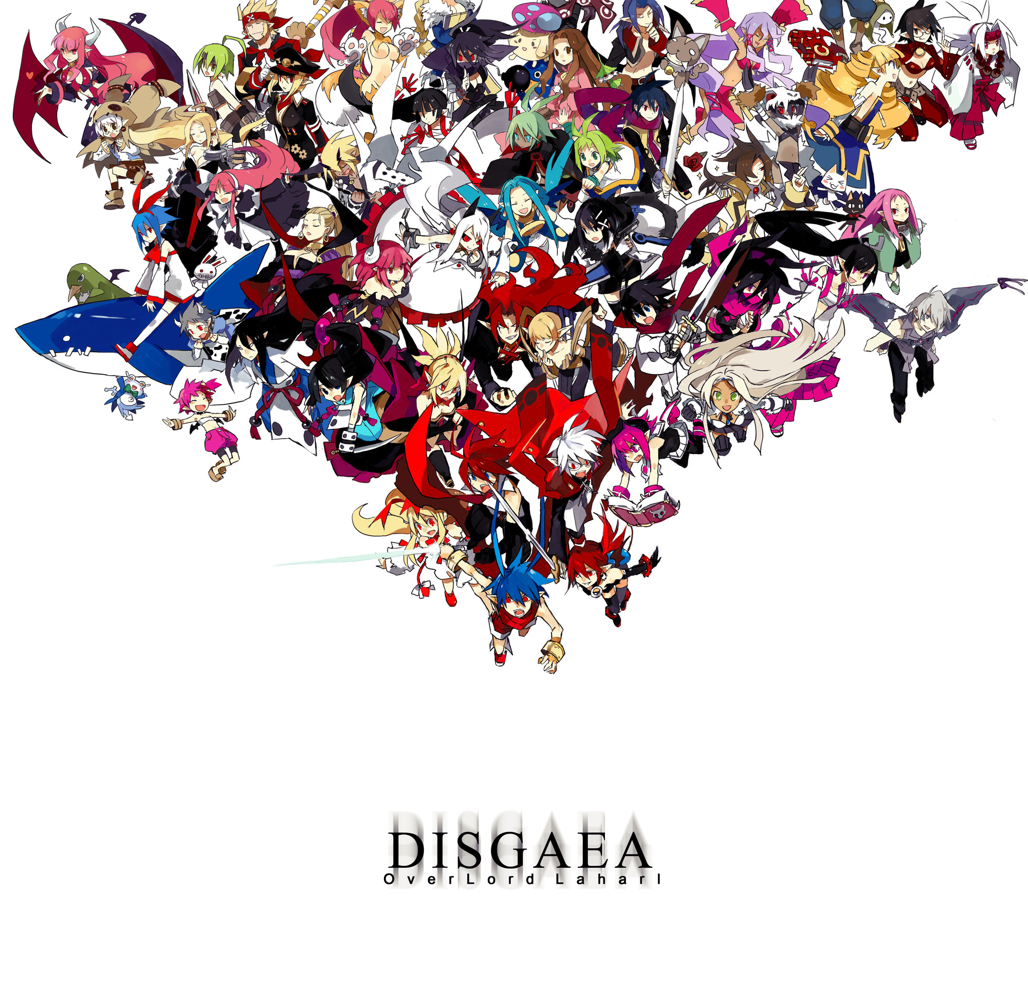 Res: 2000x1953, Netherworld Battle Chronicle Disgaea · download Makai Senki Disgaea image