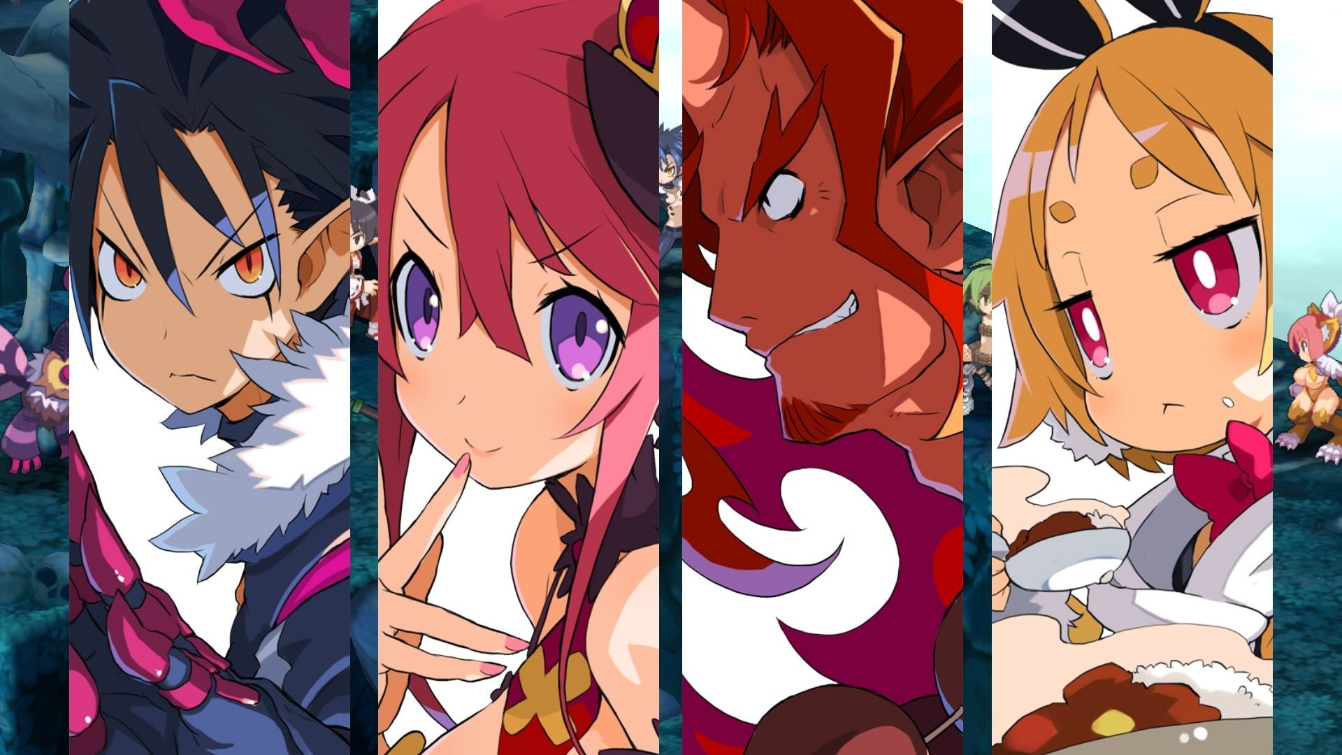 Res: 1920x1080, Disgaea 5: Alliance of Vengeance HD Wallpapers 9 - 1920 X 1080