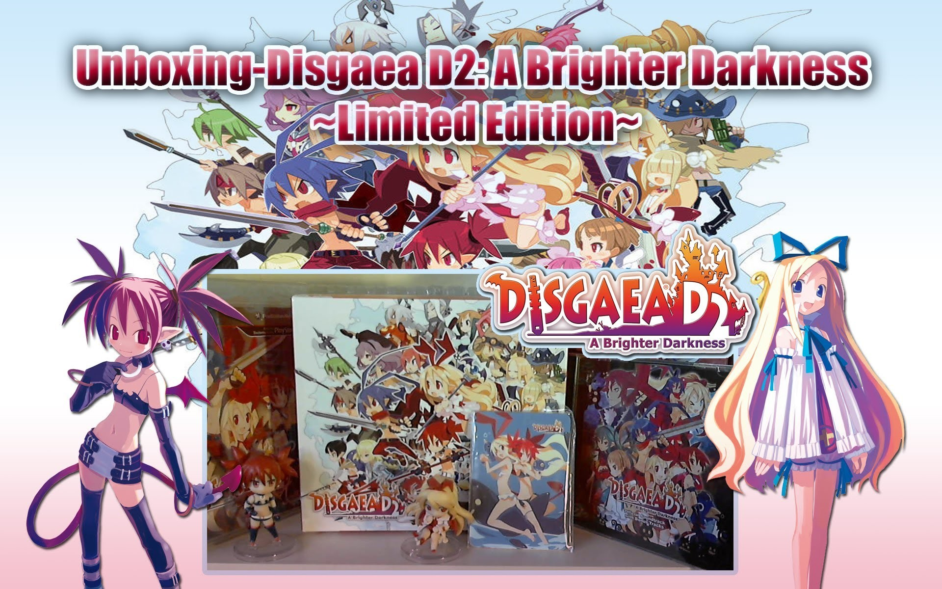 Res: 1920x1200, Nice wallpapers Disgaea D2: A Brighter Darkness px