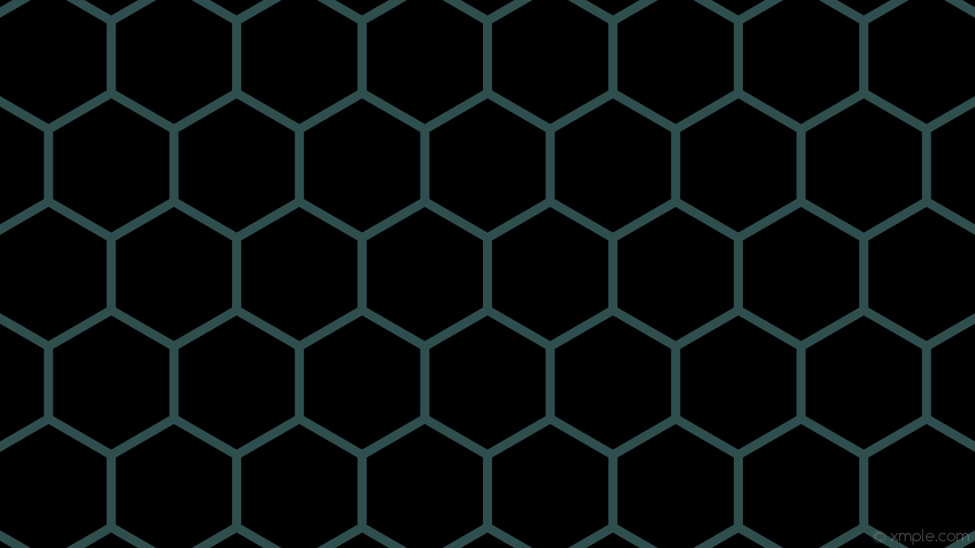 Res: 1920x1080, wallpaper honeycomb black beehive hexagon grey dark slate gray #000000  #2f4f4f 0° 18px