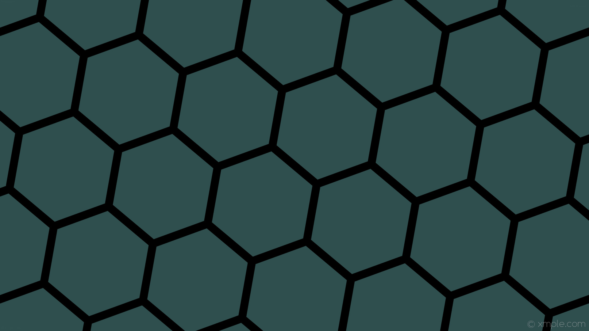 Res: 1920x1080, wallpaper beehive grey honeycomb black hexagon dark slate gray #2f4f4f  #000000 diagonal 50°