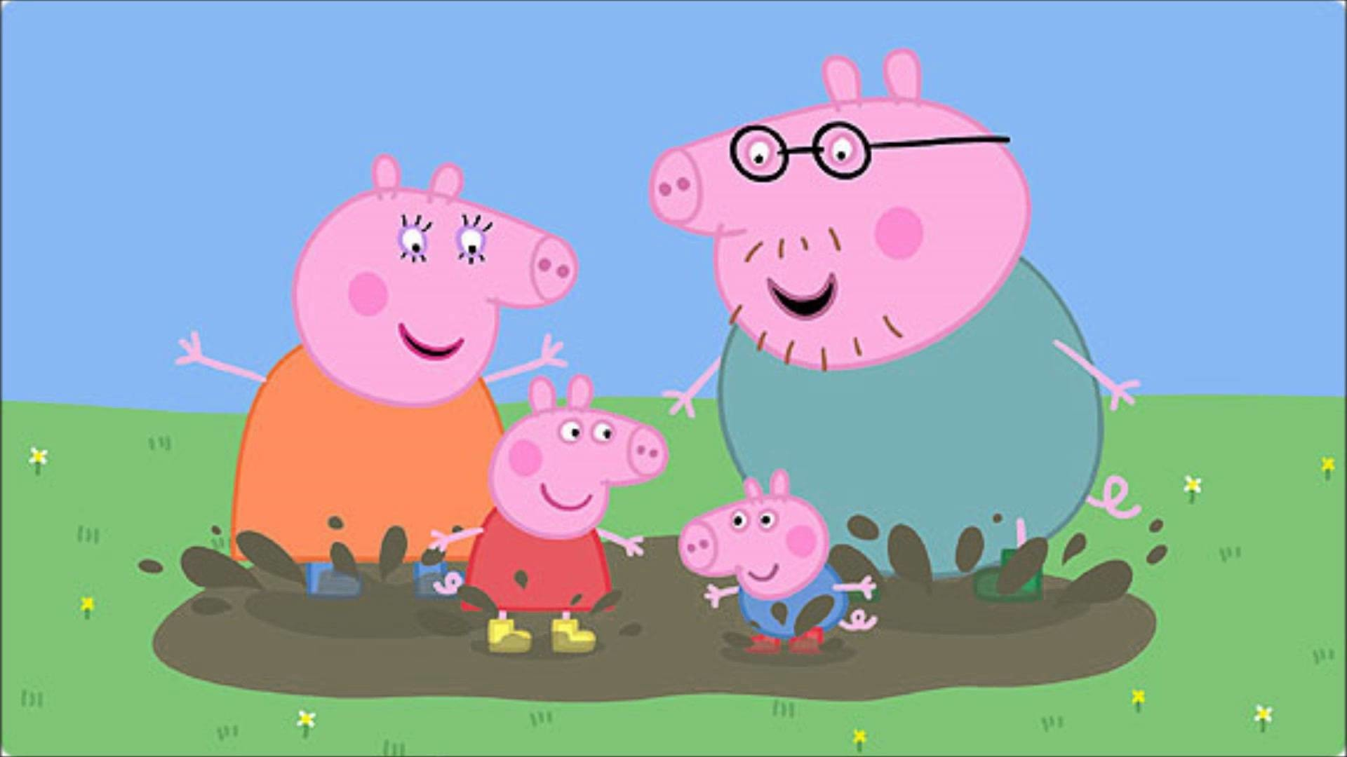 Res: 1920x1080, Peppa Pig Wallpapers