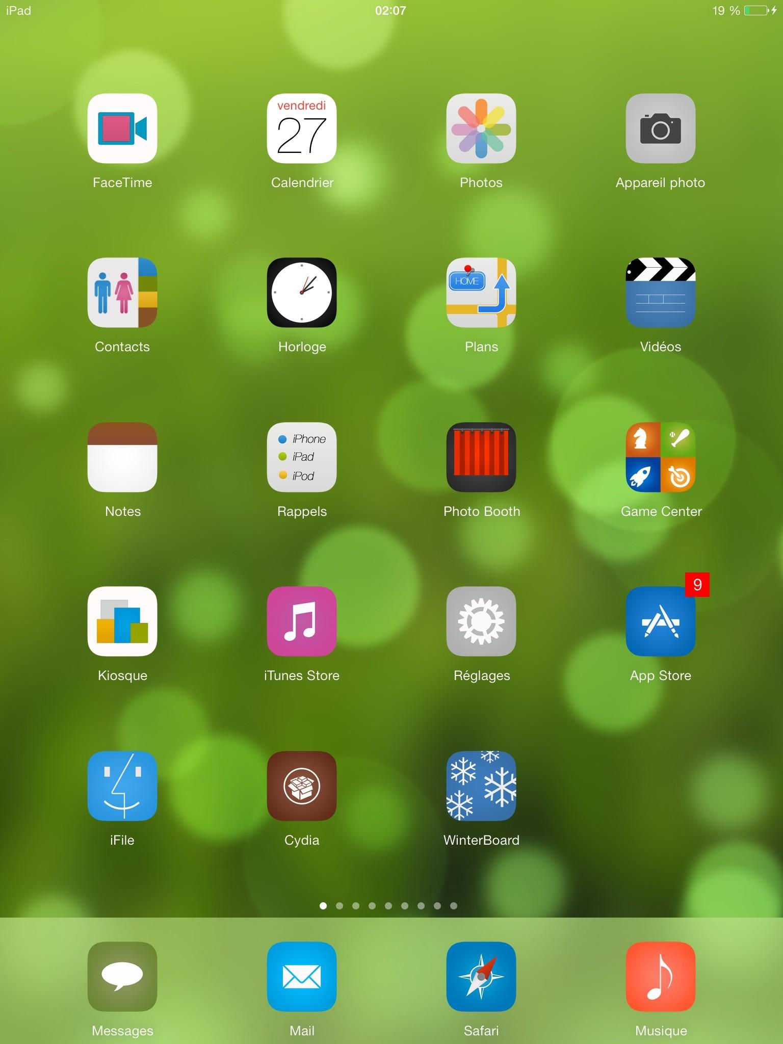 Res: 1536x2048, 08 iPad HD Dynamic Wallpaper for iOS 7 - 1.1 - Themes