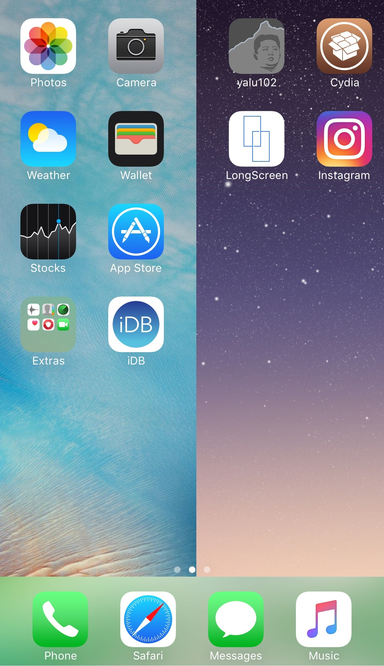 Res: 1242x2154, Apple has always been boring when it comes to wallpaper options on the  iPhone. They debuted 'dynamic wallpapers' when iOS 7 dropped, but to this  day, ...