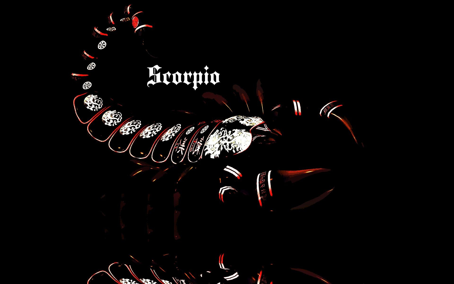 Res: 1920x1200, Scorpio Zodiac Sign Wallpaper | Scorpio, creative picture wallpapers and  images