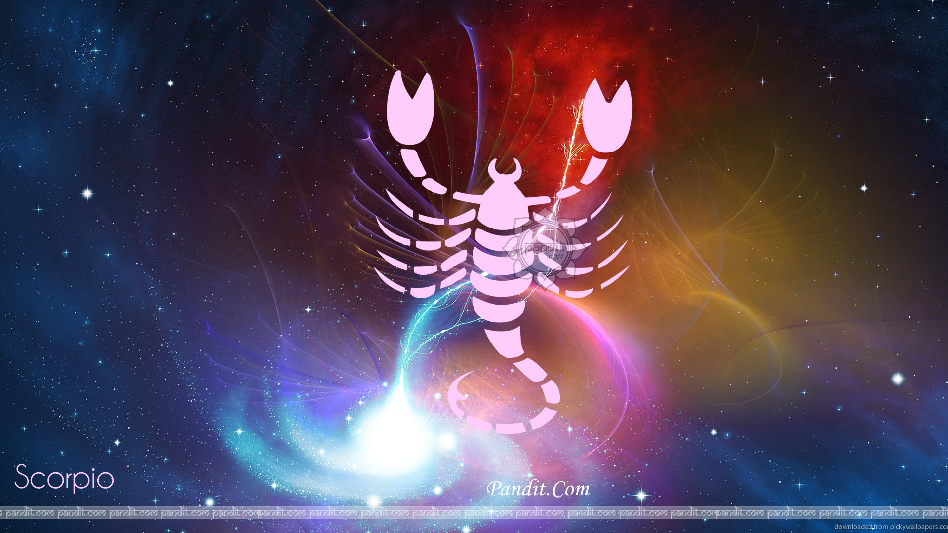 Res: 1920x1080, Scorpio Zodiac Sign HD Wallpapers