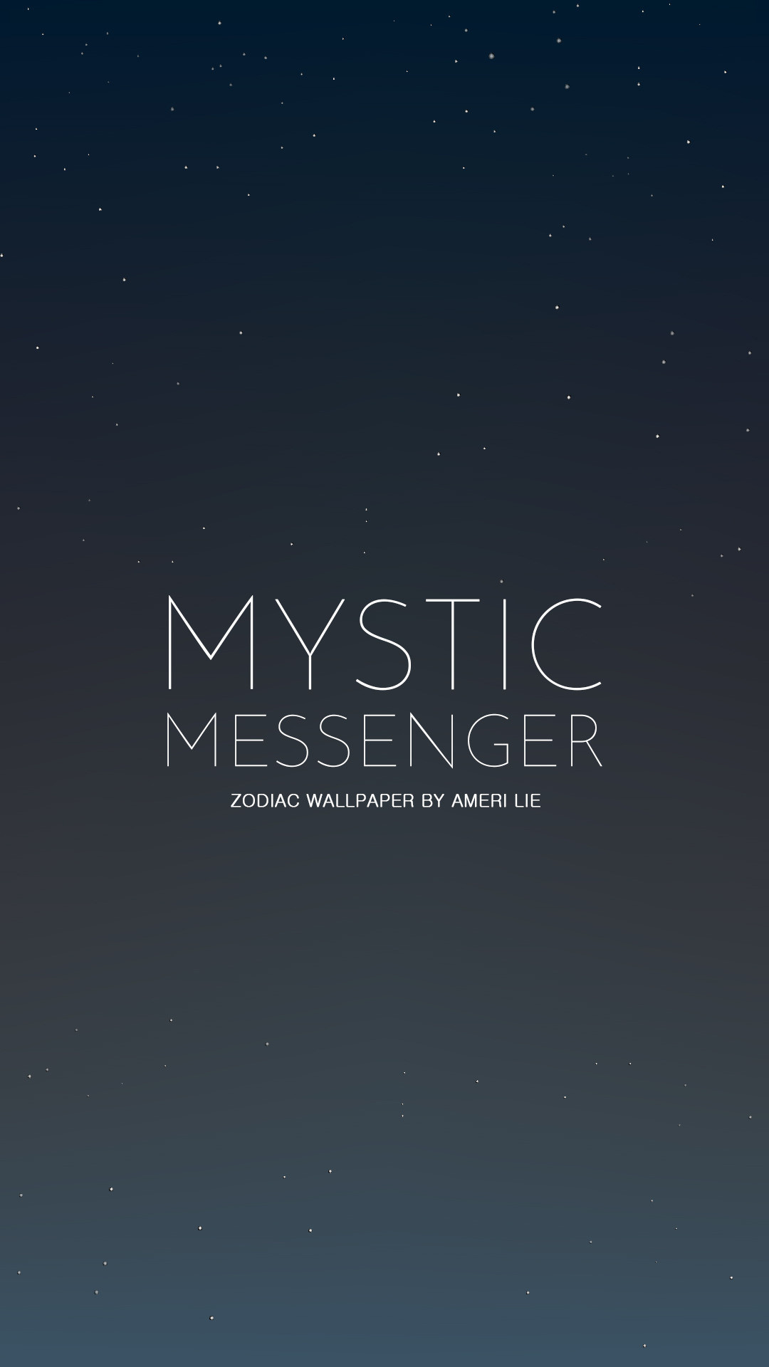 Res: 1080x1920, 『 Mystic Messenger 』 Zodiac Wallpaper