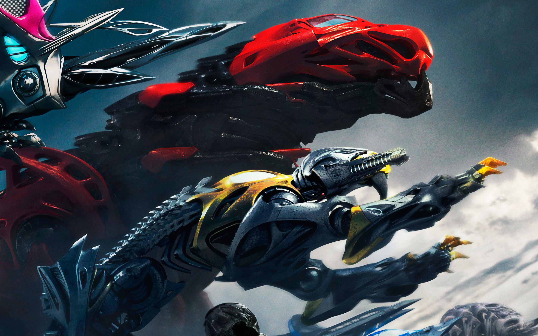 Res: 2880x1800, Zords Power Rangers 4K 8K