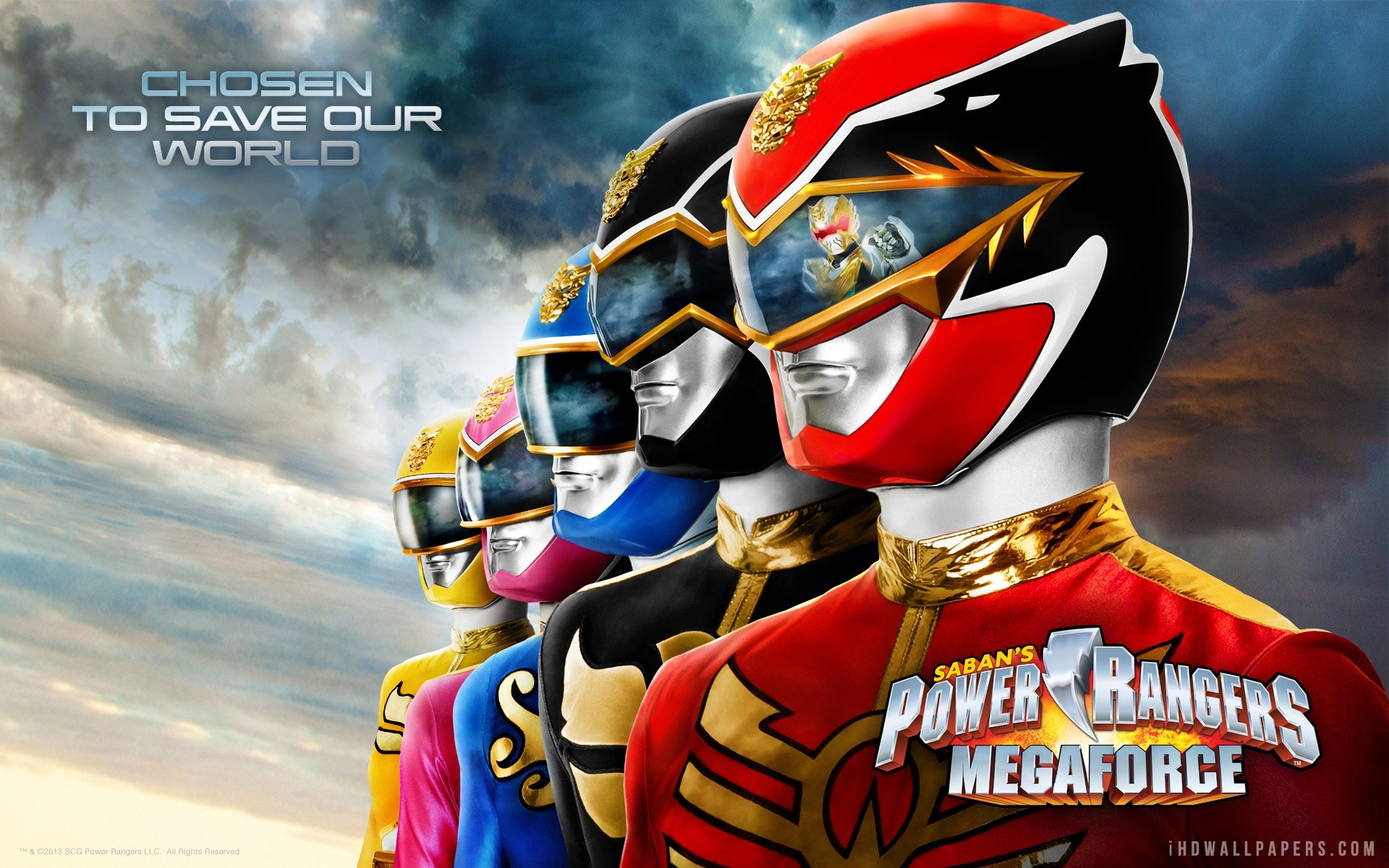 Res: 1920x1200, ... Free Download Bright Power Rangers - High Definition Backgrounds ...