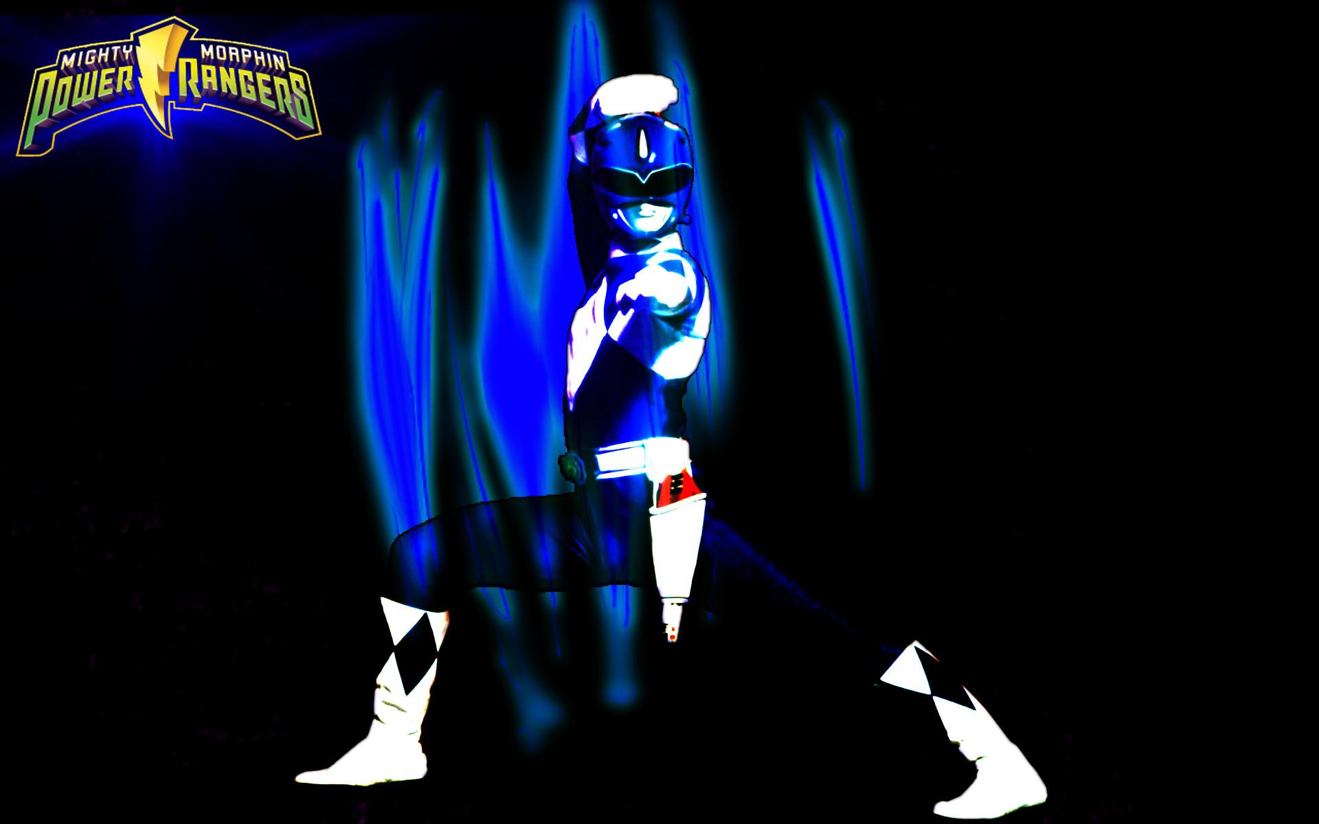 Res: 1920x1200, Blue Power Rangers Wallpaper Power rangers wallpaper