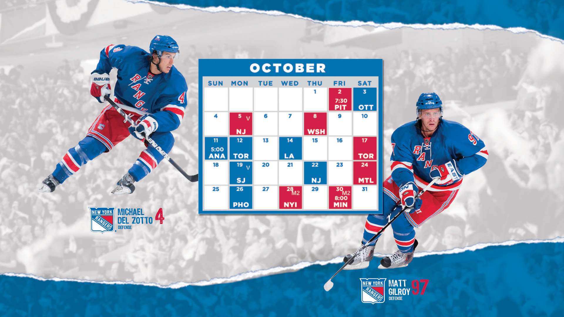 Res: 1920x1080, Rangers Wallpapers   Page 10   HFBoards - NHL Message Board and Forum for  National Hockey League