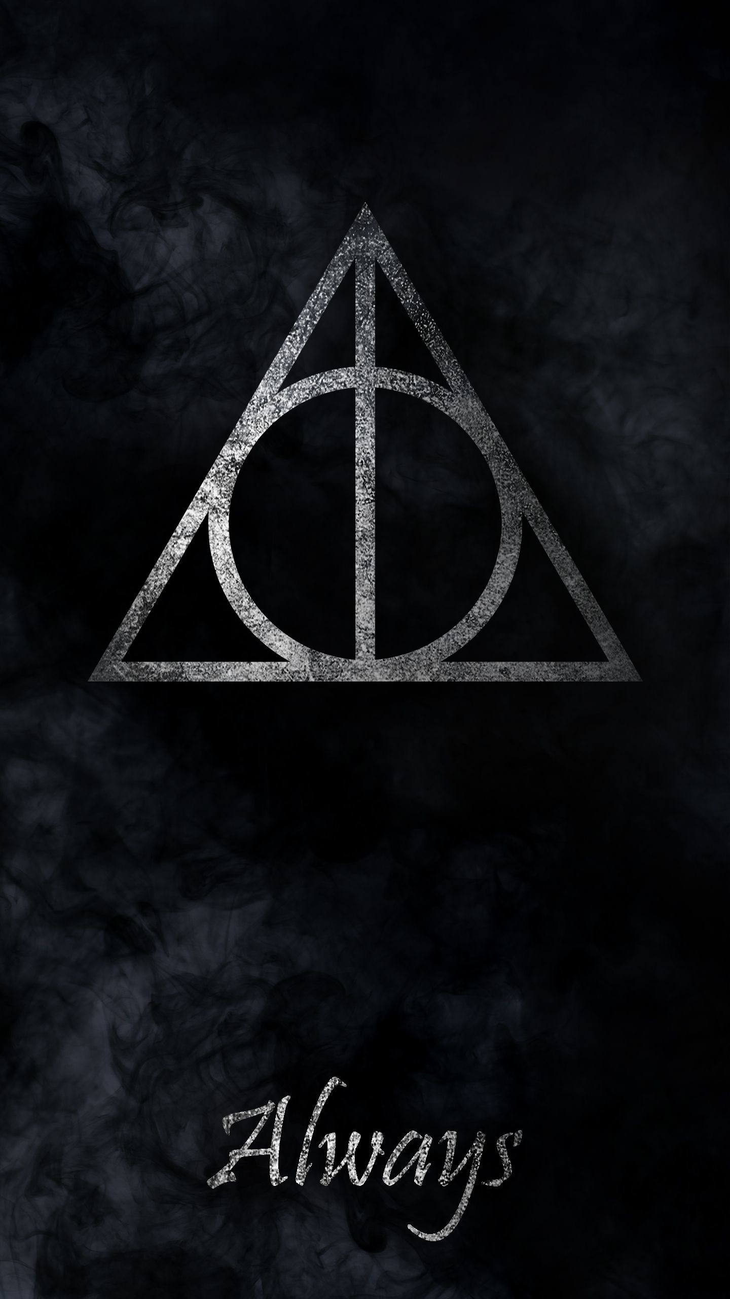 Res: 1440x2560, Harry Potter and the Deathly Hallows phone wallpaper