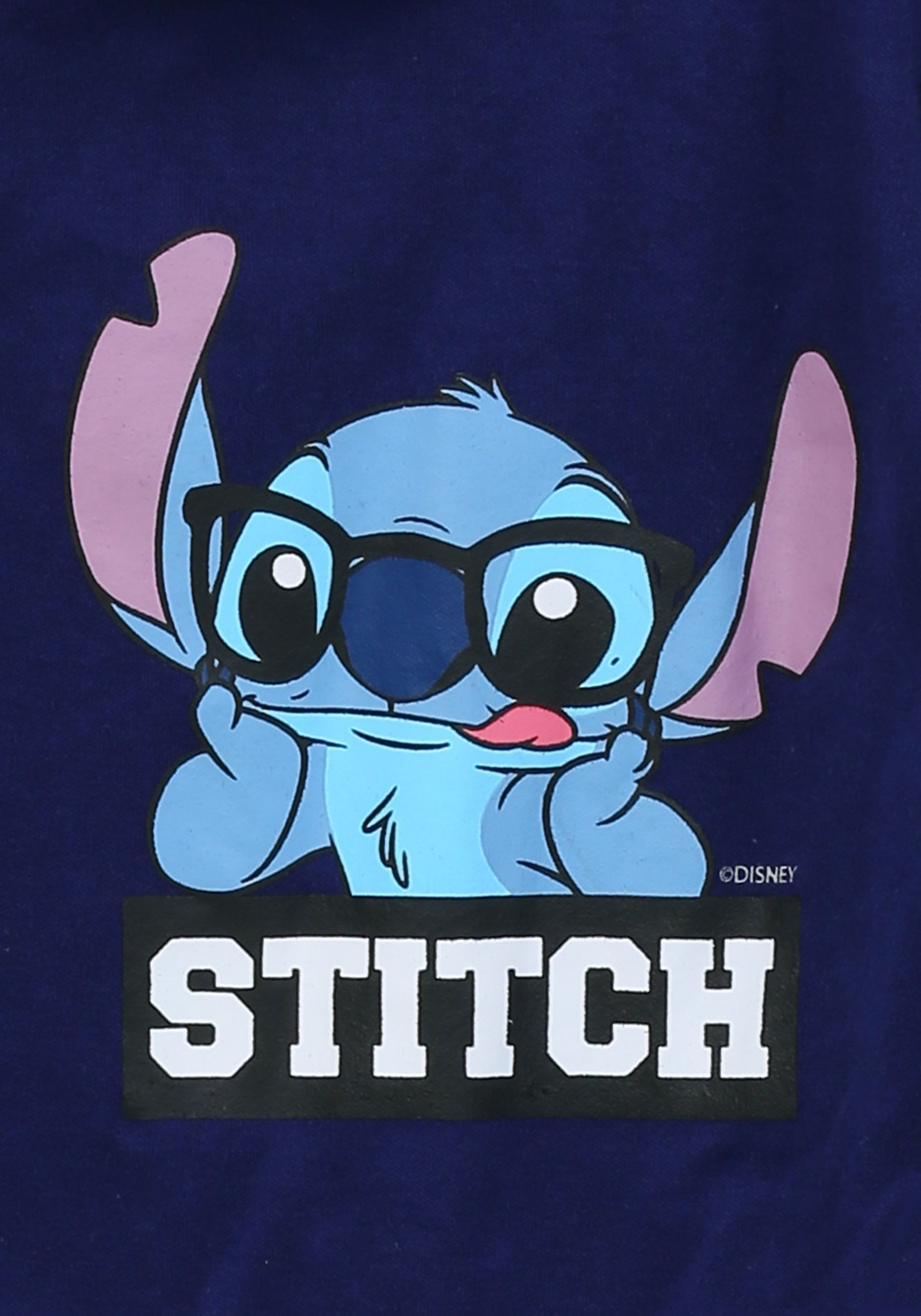 Res: 1750x2500, Womens Lilo And Stitch Reversible Hooded Sweatshirt