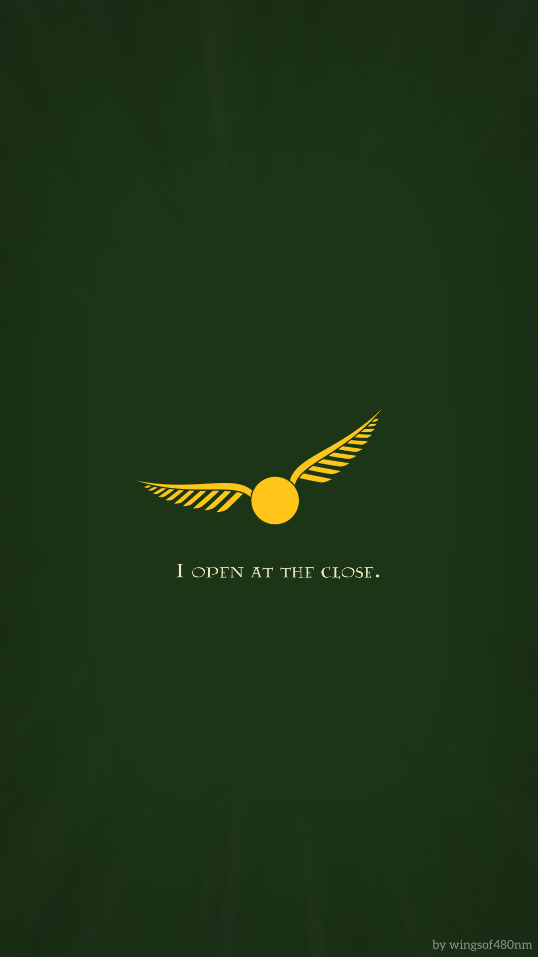 Res: 1080x1920, Harry Potter Minimalist Backgrounds by wingsof480nm on DeviantArt