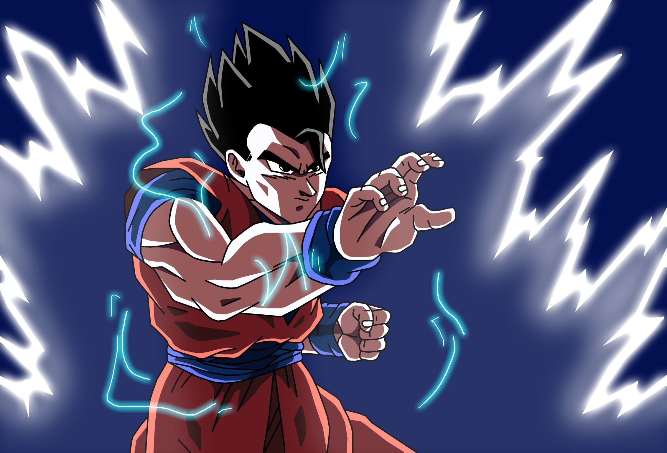 Res: 2263x1536, Ultimate Gohan Wallpapers - Wallpaper Cave