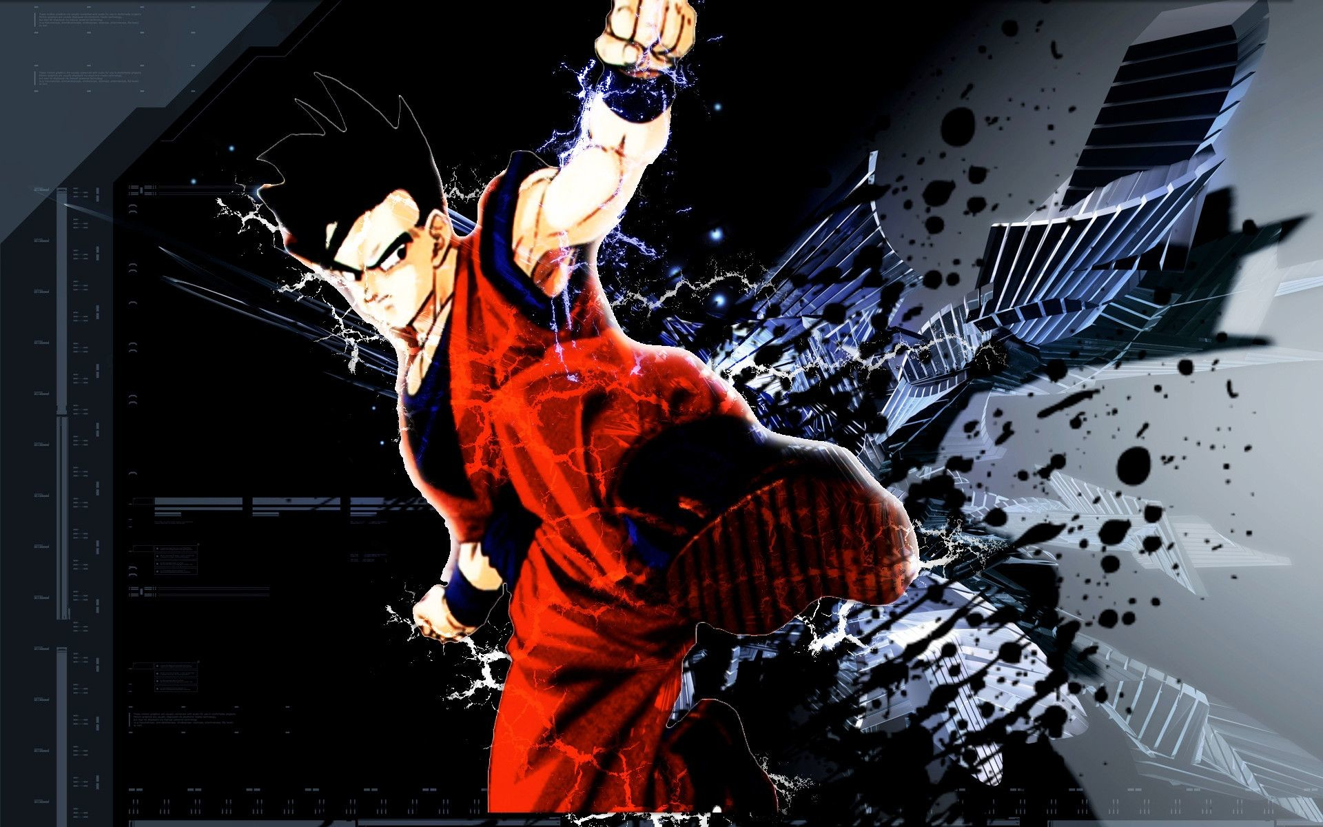 Res: 1920x1200, Ultimate Gohan Wallpapers - Wallpaper Cave