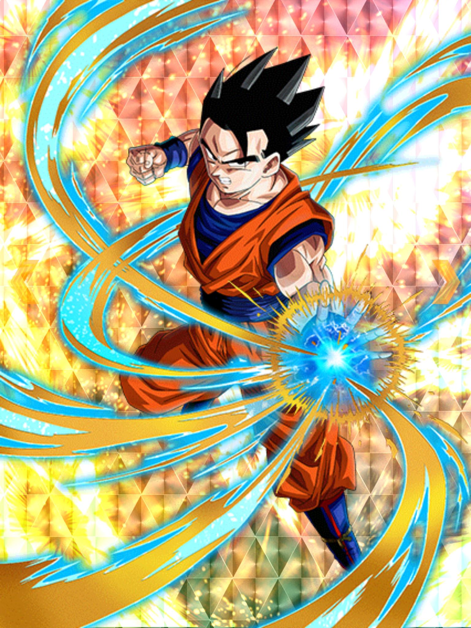 Res: 1536x2048, [Power Awakened] Ultimate Gohan/Dragon Ball Z: Dokkan Battle