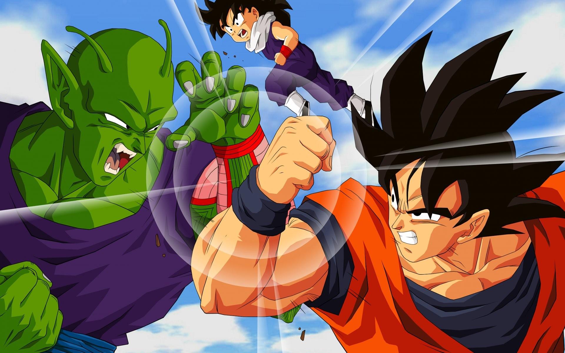 Res: 1920x1200, Goku Dragon Ball Z Photo Download Free.
