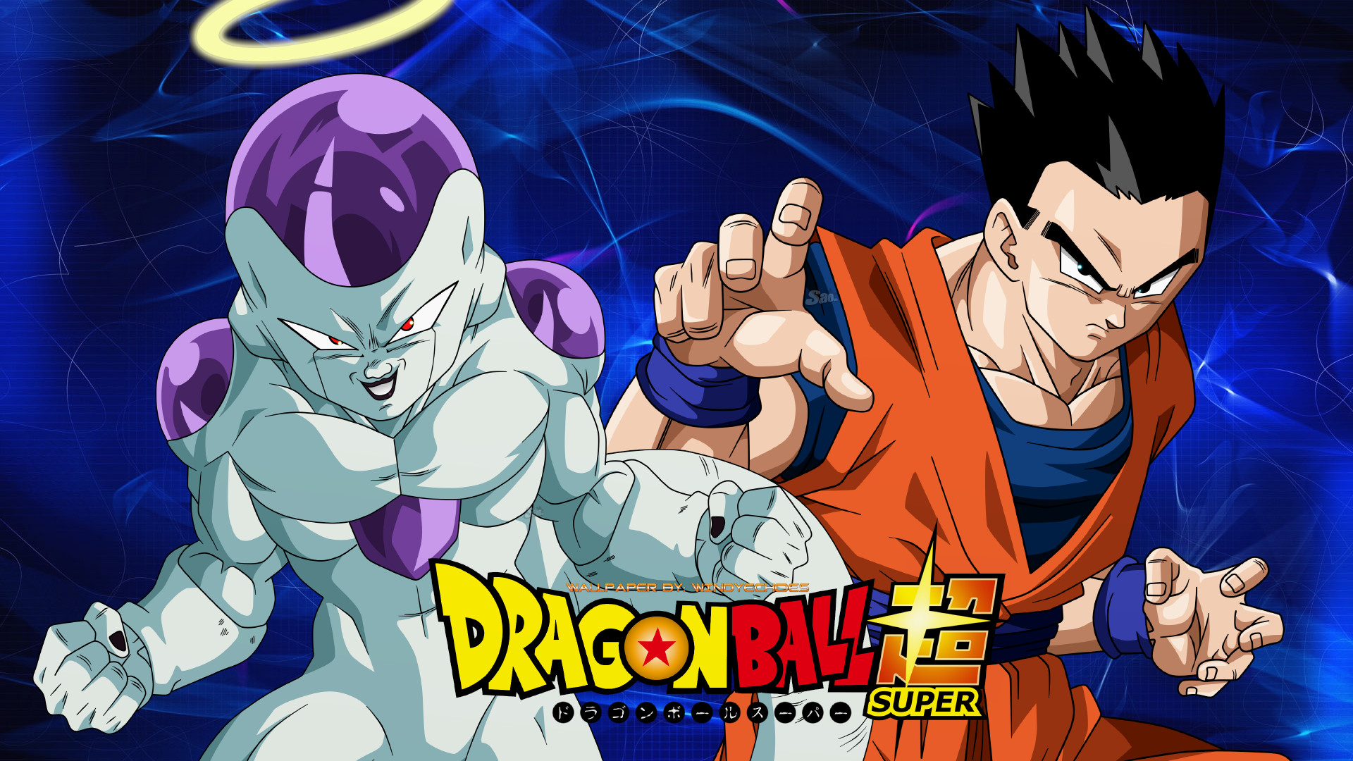 Res: 1920x1080, ... Ultimate Gohan VS Frieza - Tournament Of Power by WindyEchoes