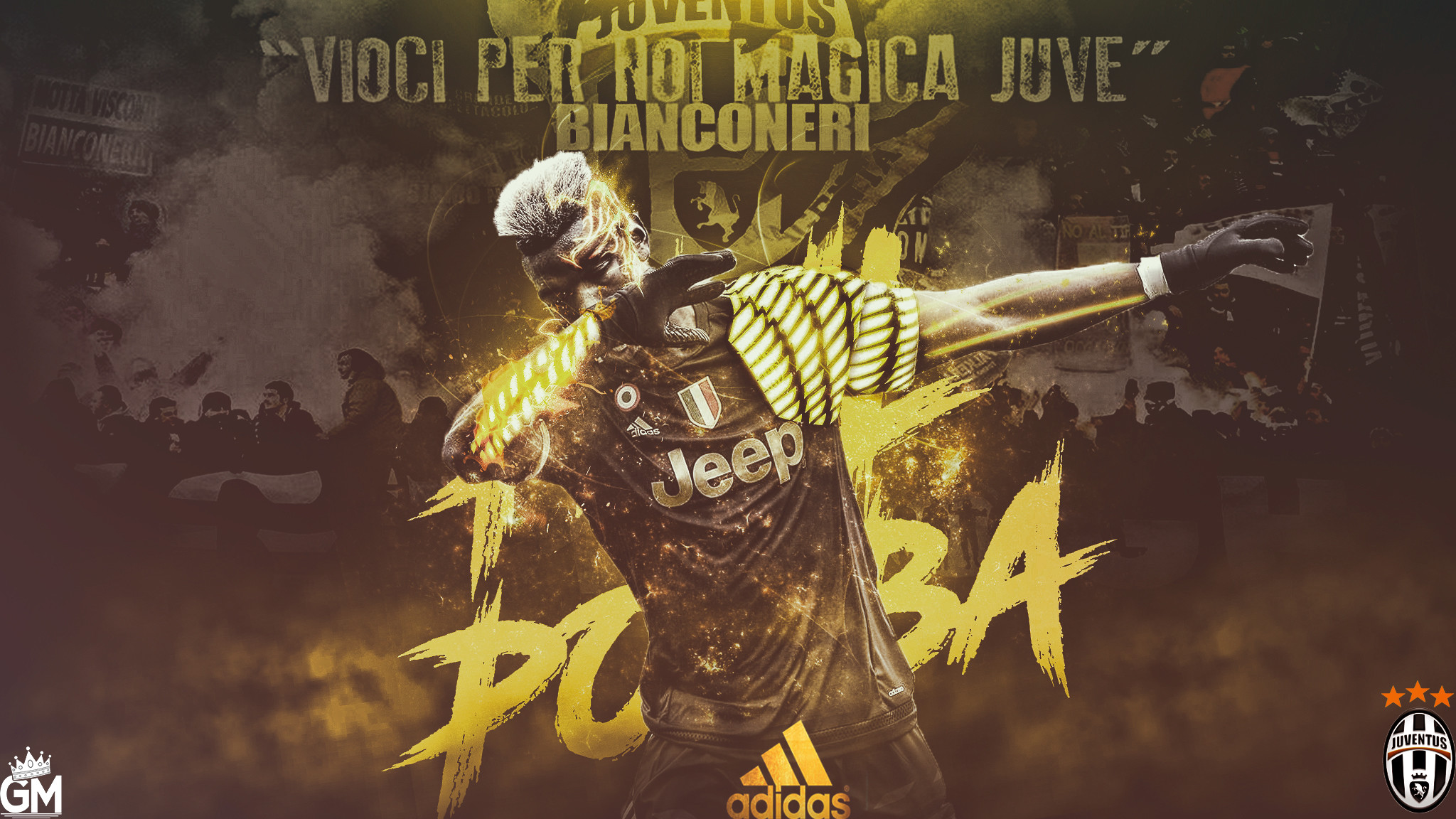 Res: 2048x1152, Paul Pogba Wallpaper by GraphicalManiacs Paul Pogba Wallpaper by  GraphicalManiacs
