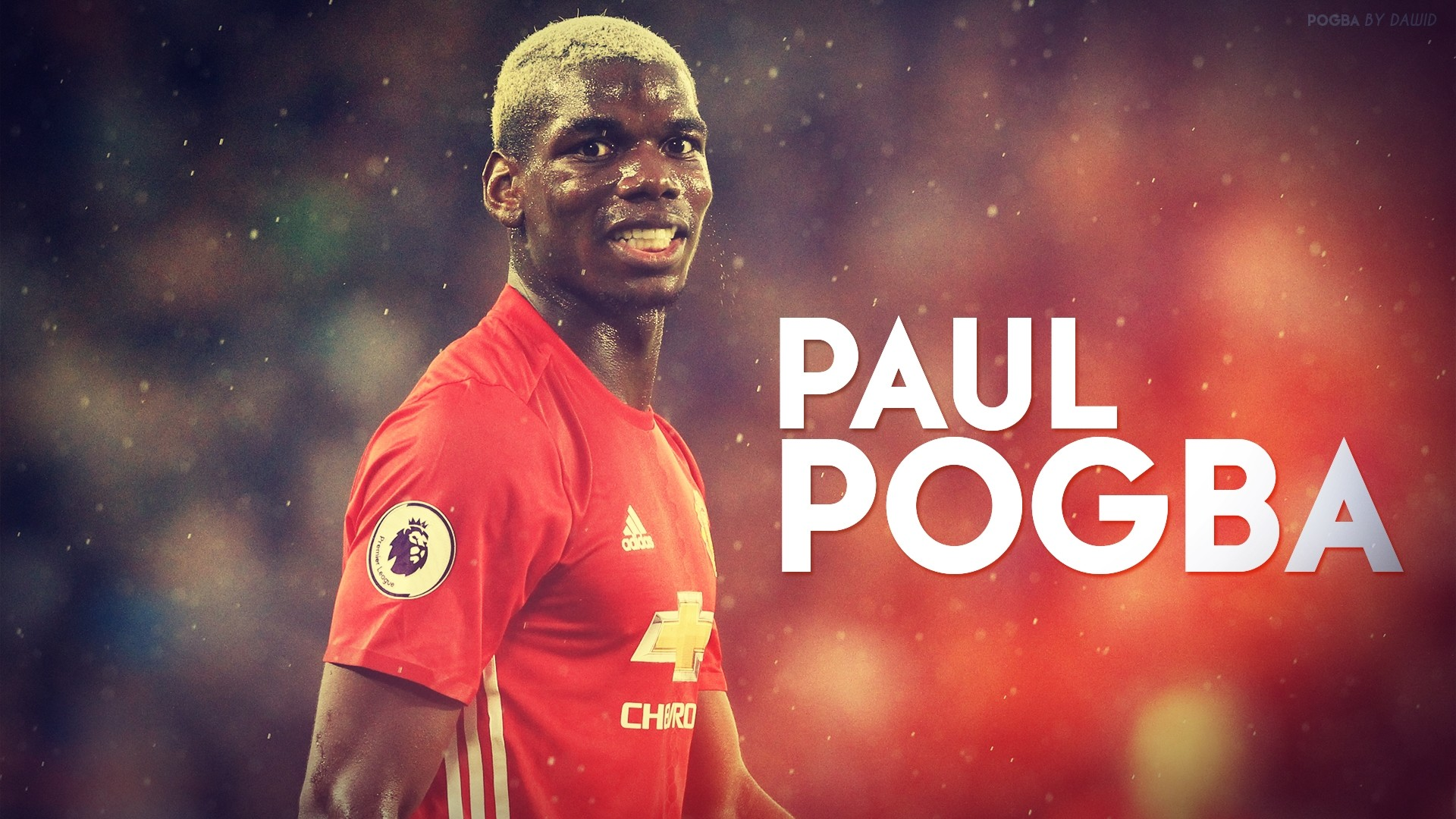 Res: 1920x1080, Awesome Paul Pogba Dab Wallpaper
