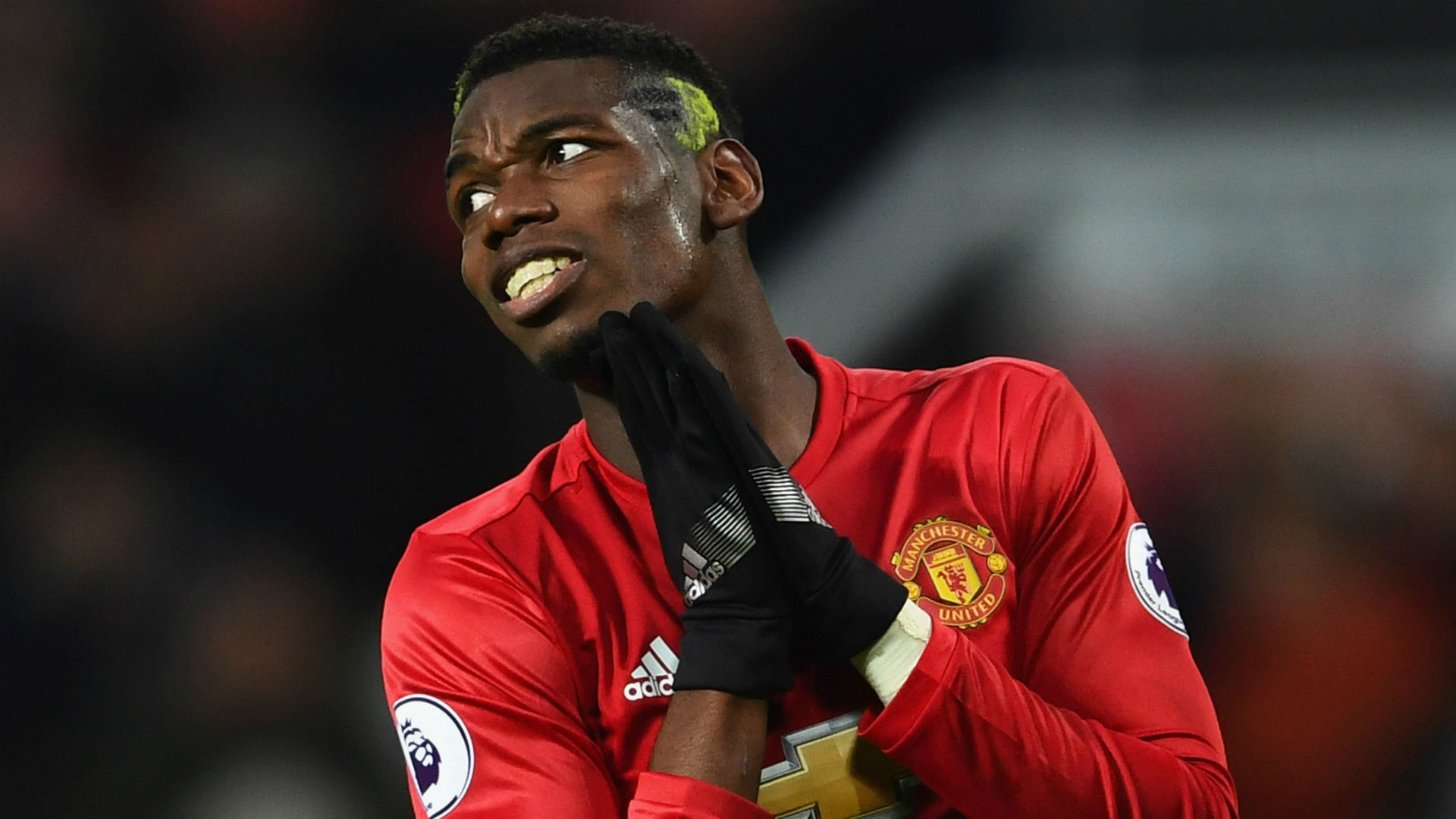 Res: 1920x1080, Paul Pogba Manchester United Liverpool