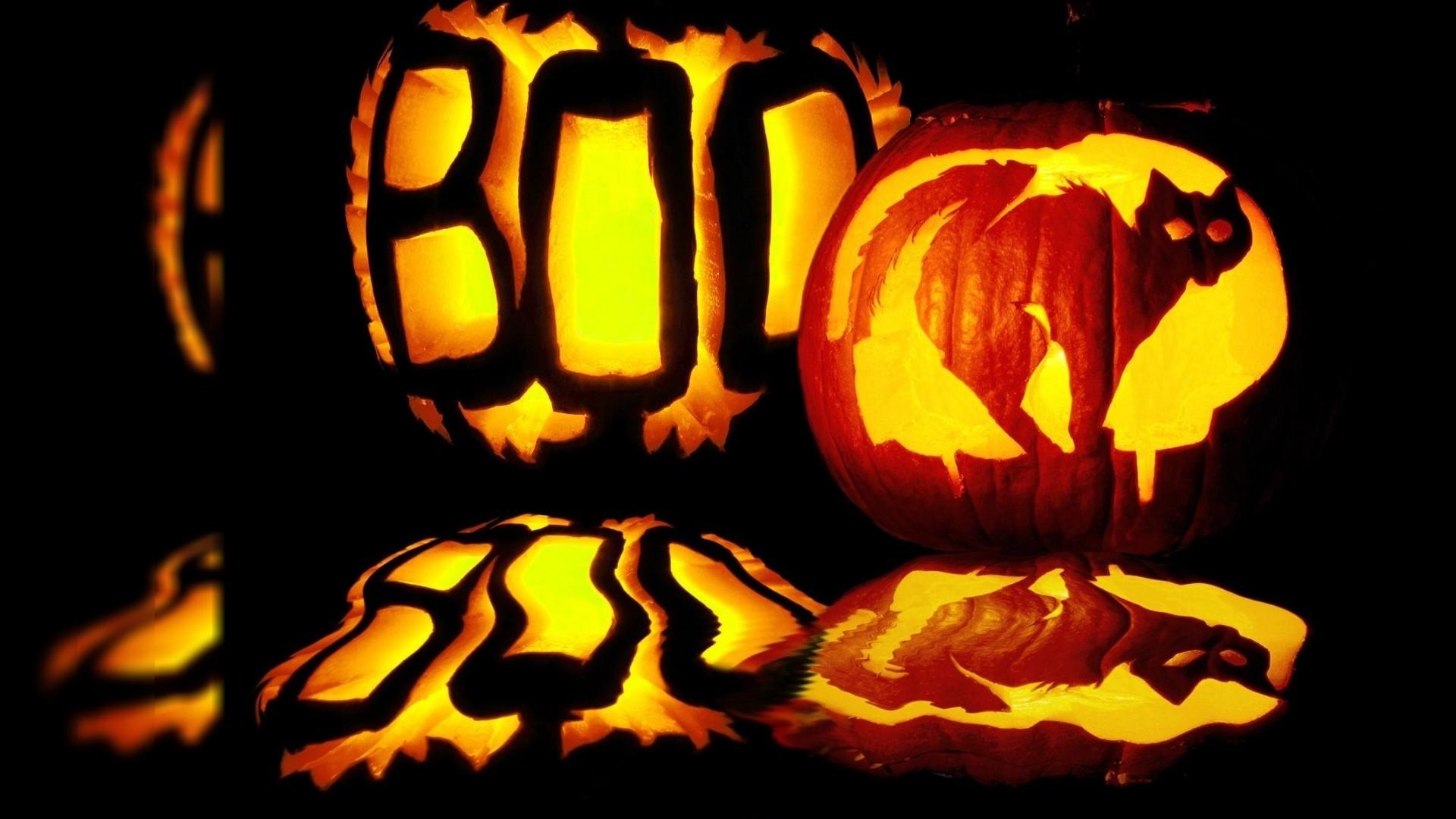 Res: 1920x1080, Halloween ...