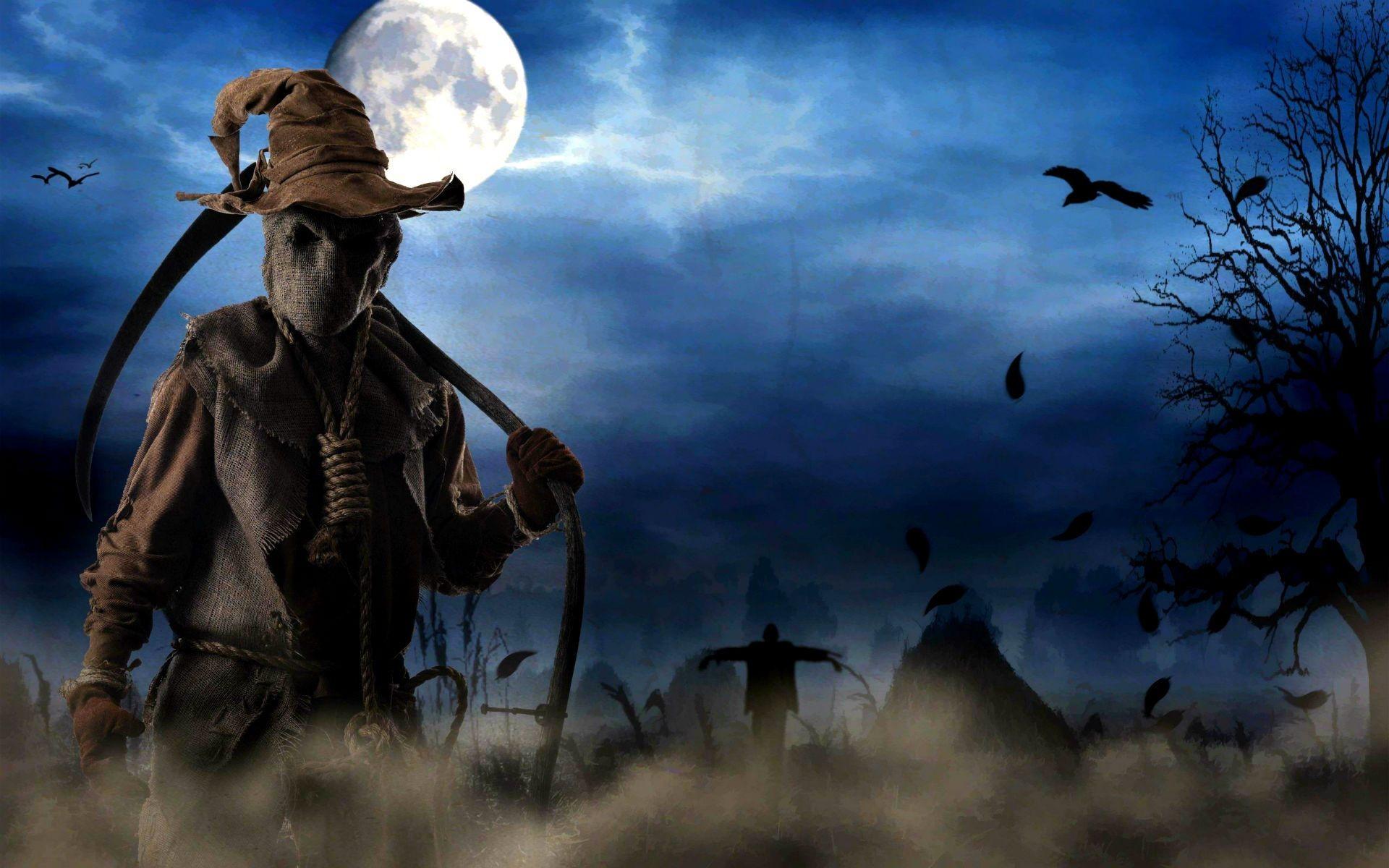 Res: 1920x1200, Halloween Wallpaper - Give Your Desktop Also Spooky Look