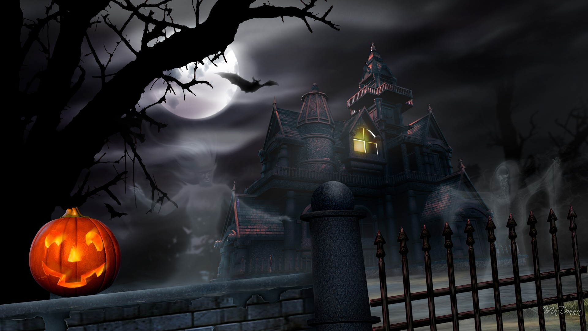 Res: 1920x1080, Halloween Wallpapers High Definition