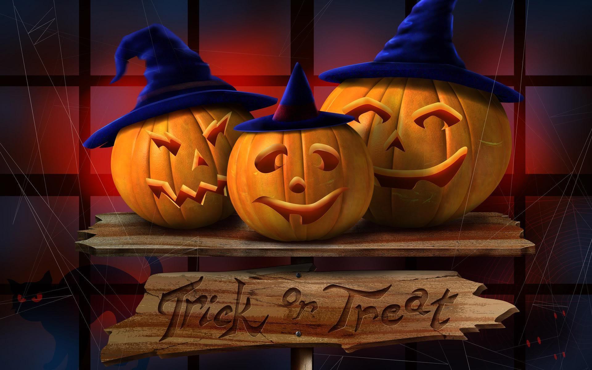 Res: 1920x1200, Free Halloween Wallpapers For Desktop - Wallpaper Cave