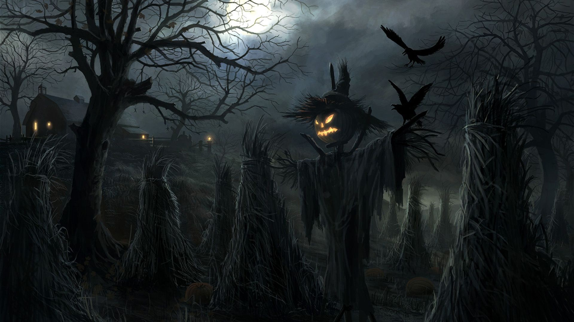 Res: 1920x1080, Magnificent Halloween 2016 Wallpapers, for PC & Mac, Tablet, Laptop, Mobile