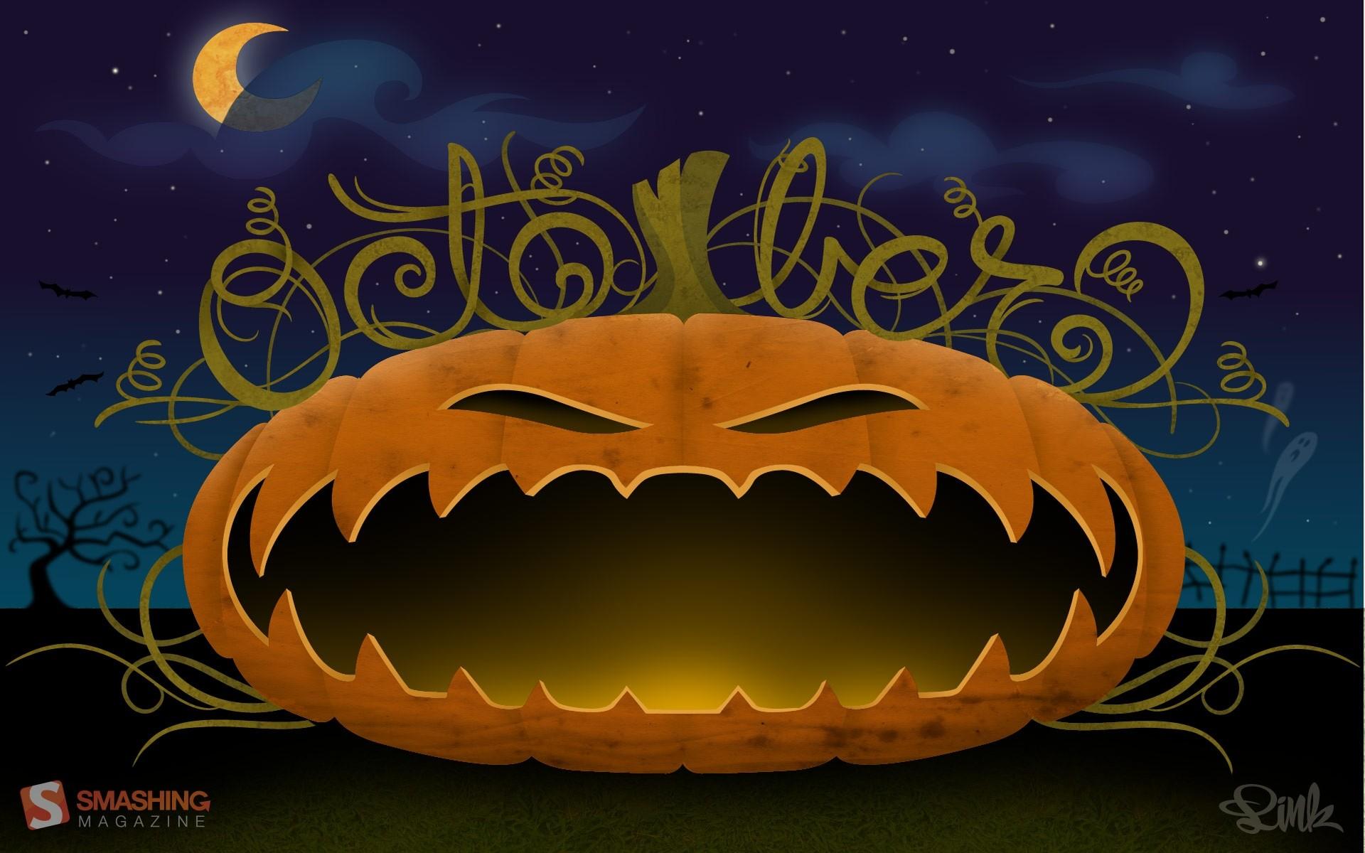 Res: 1920x1200, Halloween My Desktop Images New