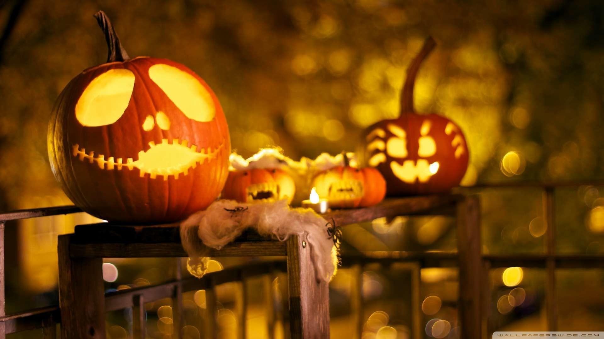 Res: 1920x1080,  Happy Halloween Hd Desktop Wallpaper | HDWallWide