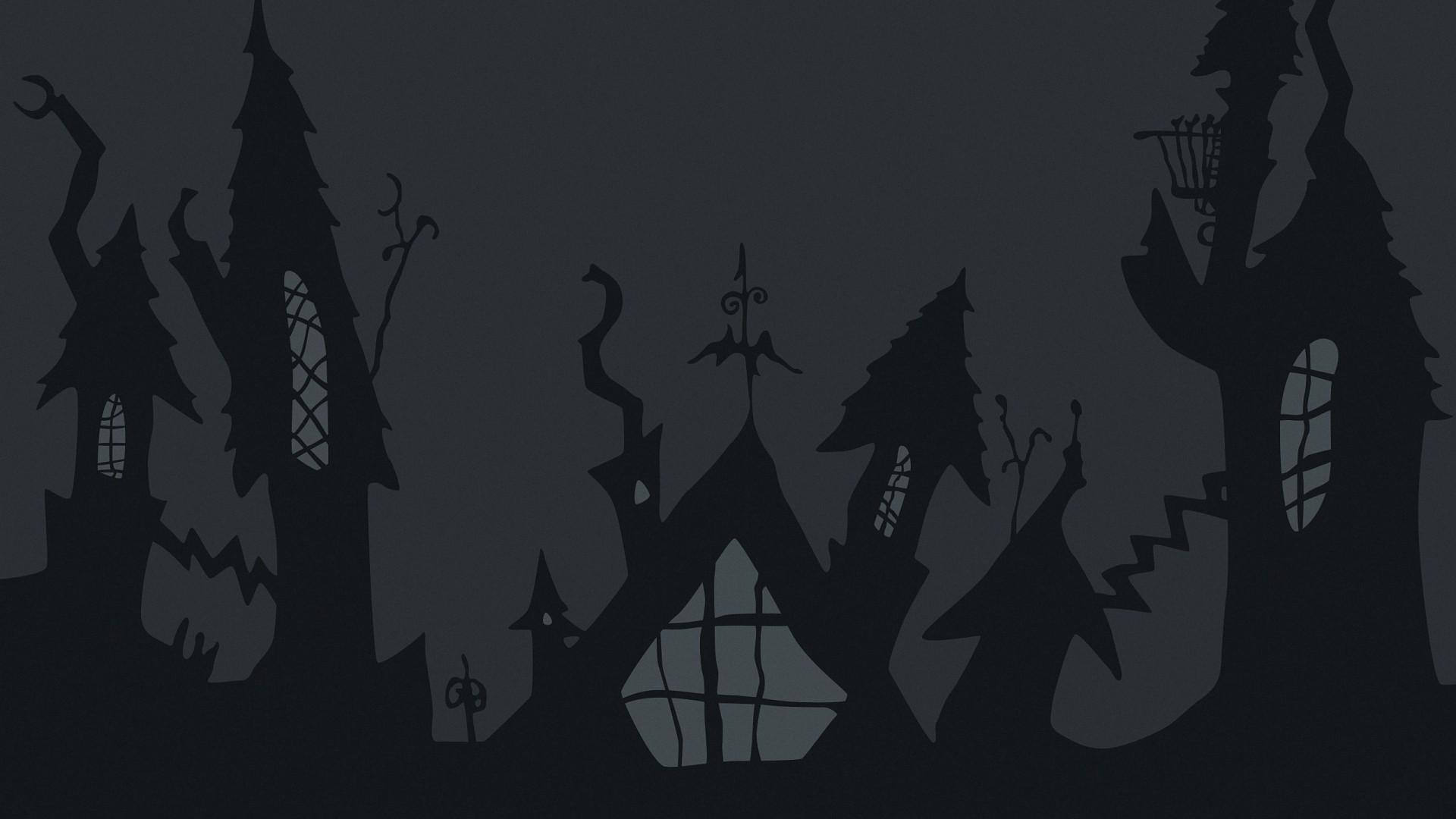 Res: 1920x1080, black abstract halloween HD backgrounds - desktop wallpapers