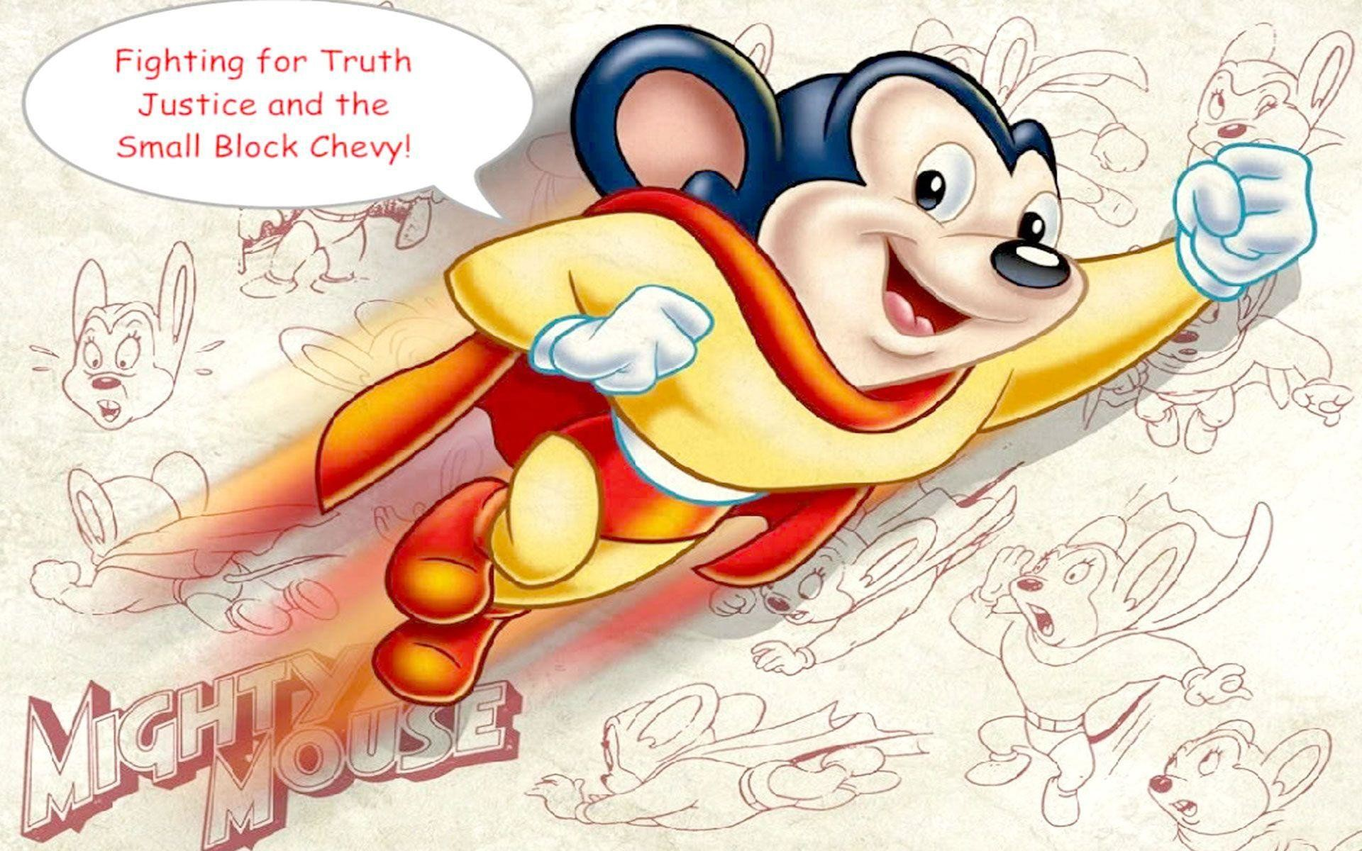Res: 1920x1200, 8 Mighty Mouse Wallpapers | Mighty Mouse Backgrounds
