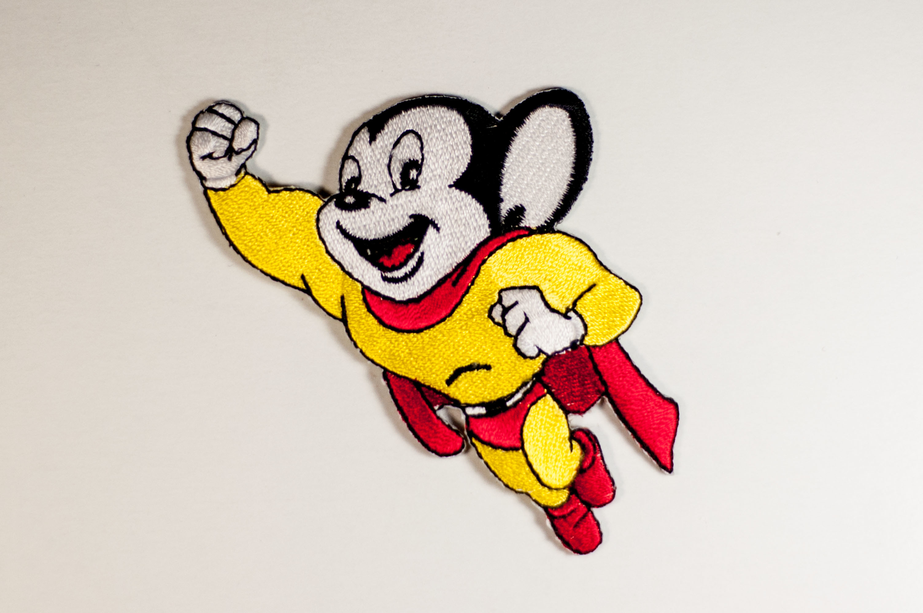 Res: 3008x2000, Mighty Mouse Figure