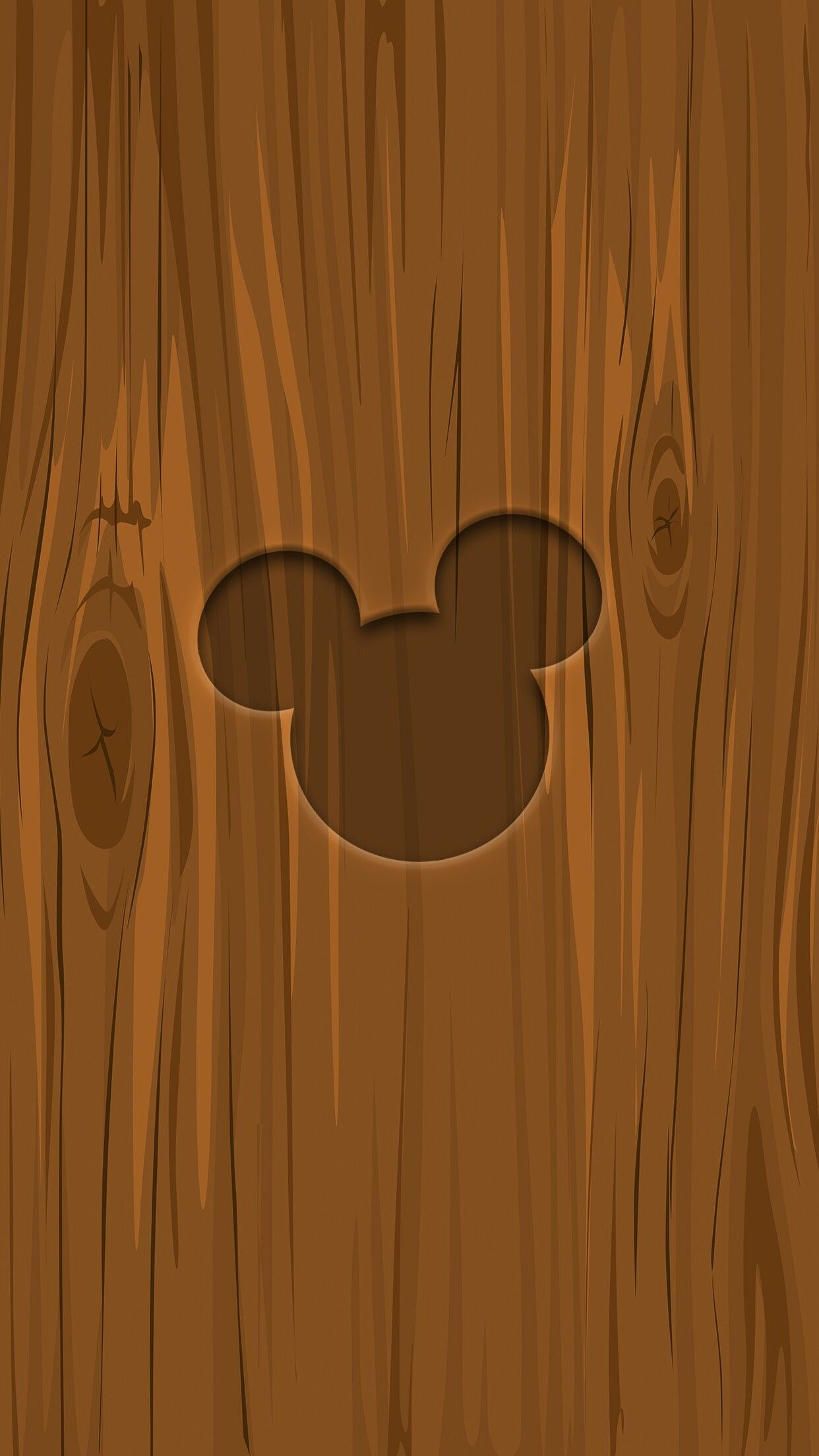 Res: 1242x2208, Mickey Mouse Grass Flowers Butterfly Wallpapers d x
