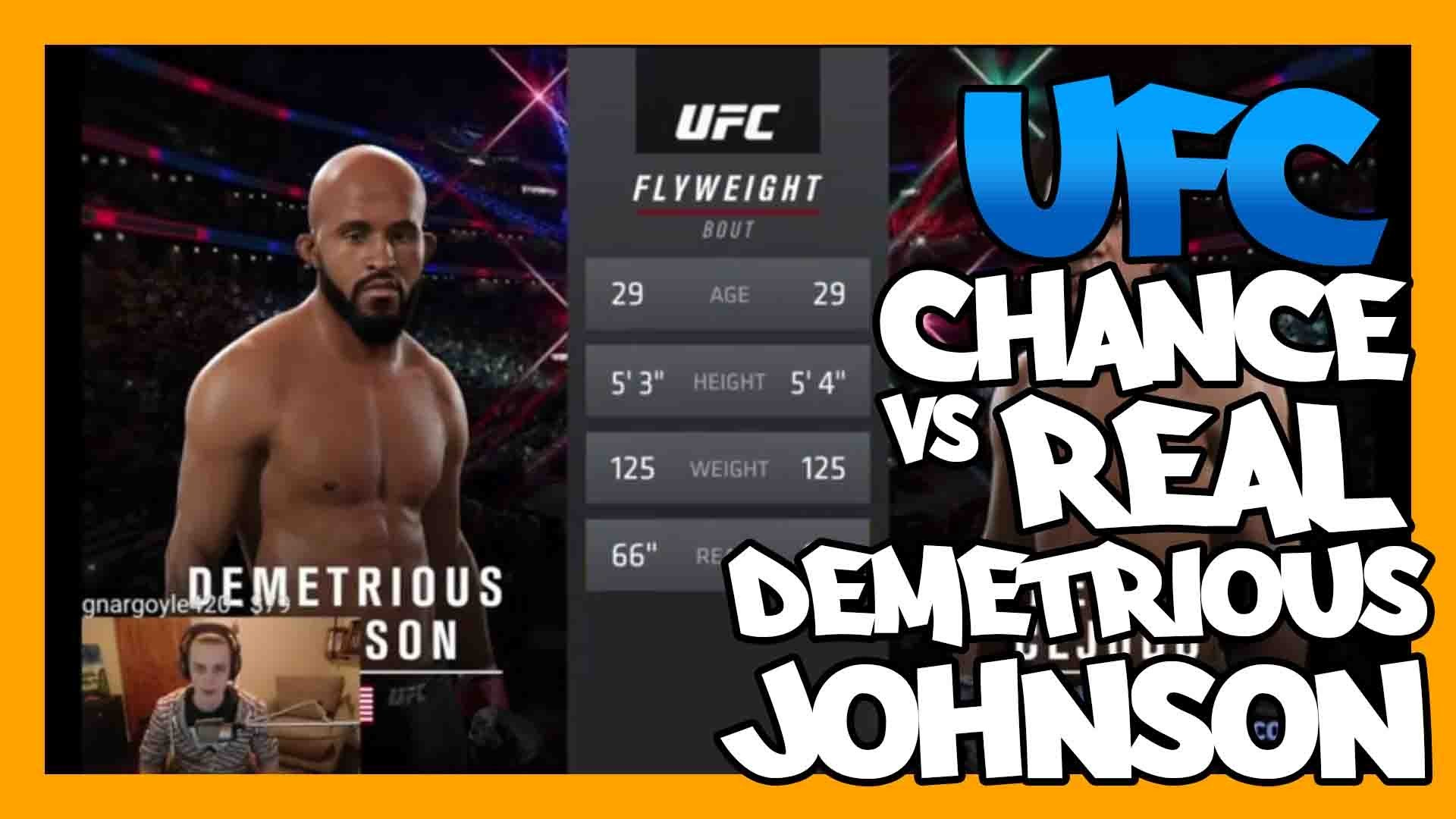 "Res: 1920x1080, UFC With The Real Demetrious ""Mighty Mouse"" Johnson"