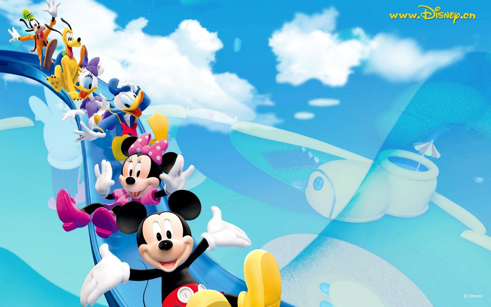 Res: 1920x1200, Mickey Mouse And Friends Wallpapers