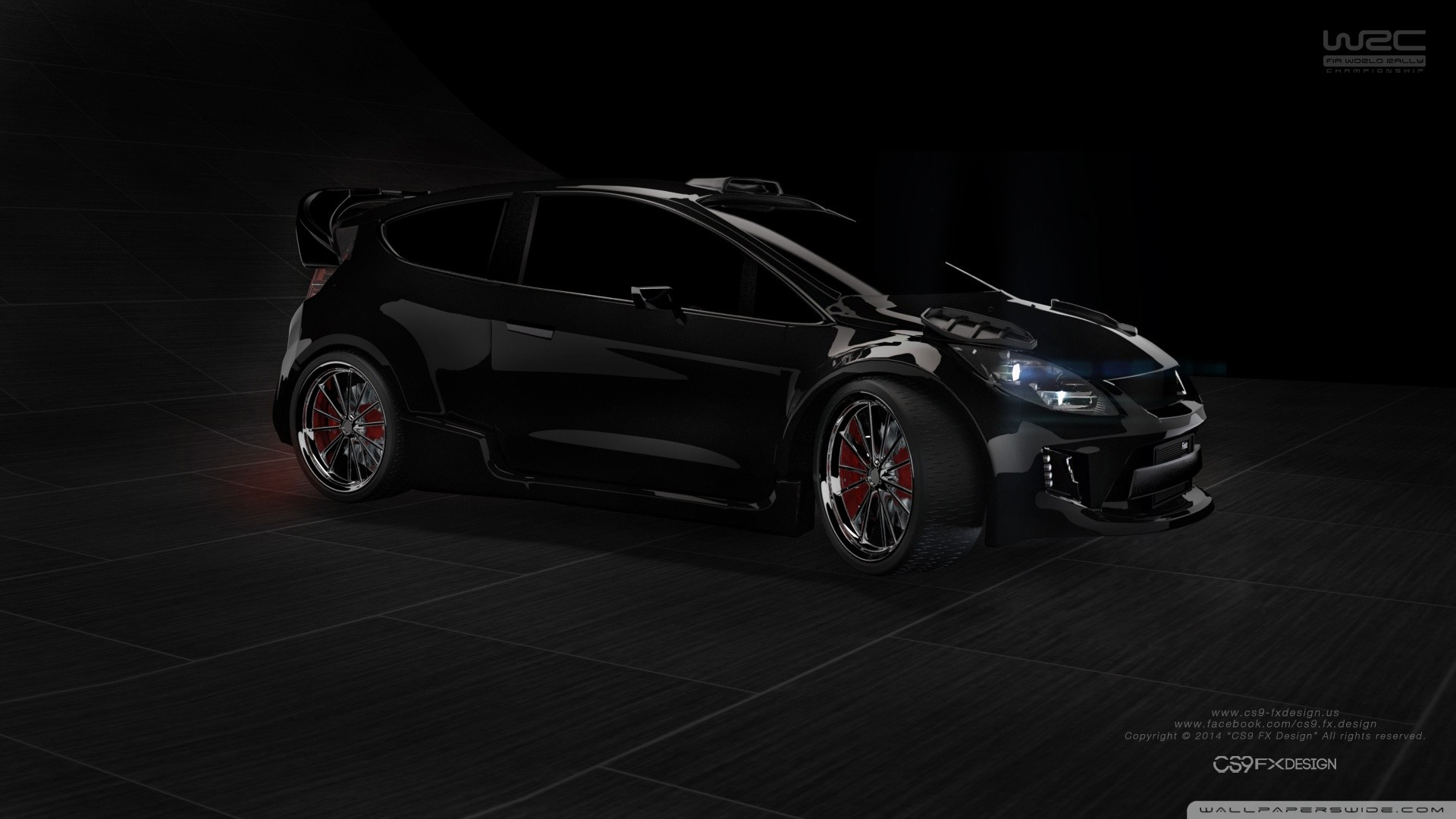 Res: 1920x1080, Ford Fiesta Wallpapers 16 - 1920 X 1080